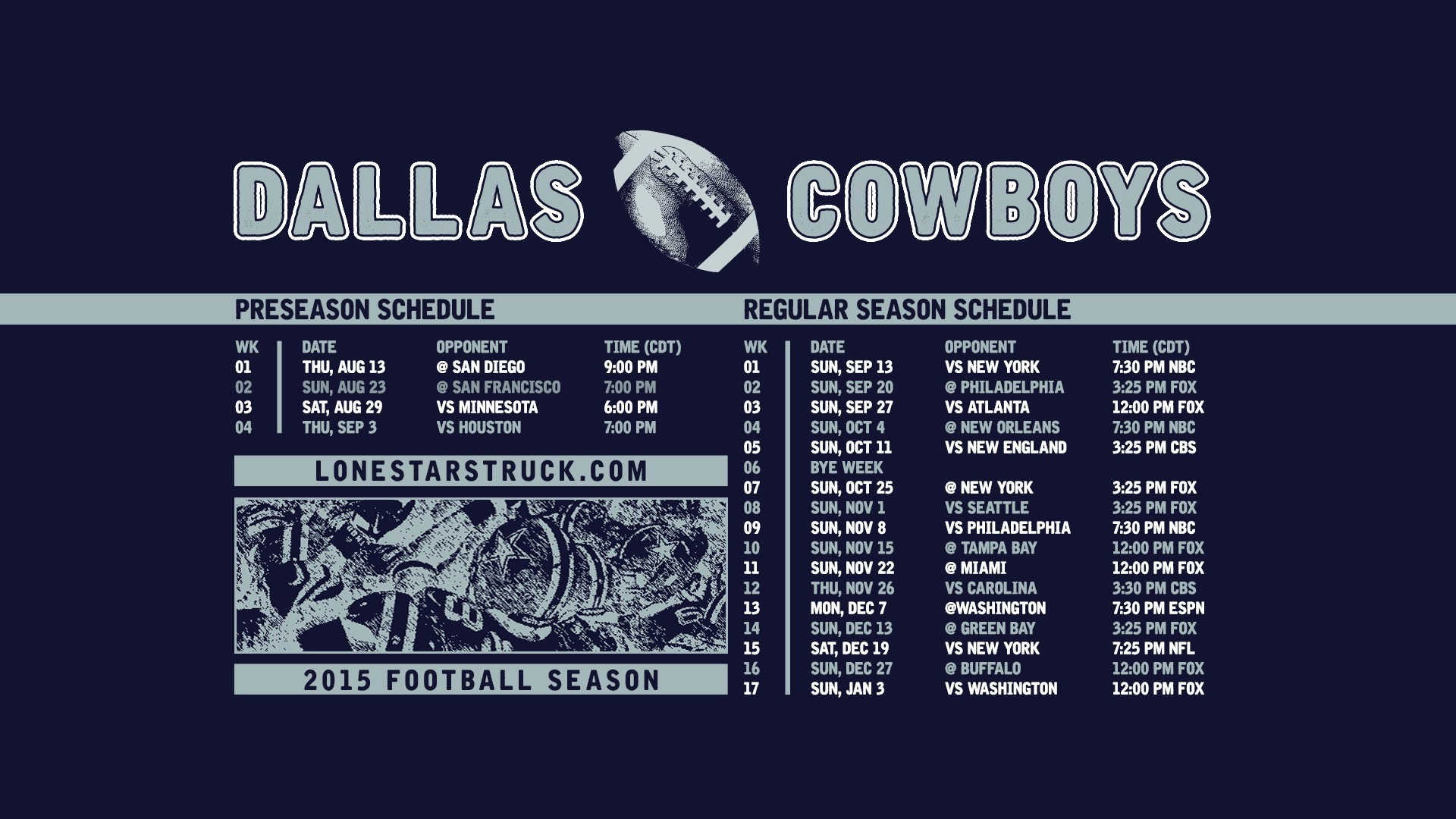 photo about Dallas Cowboys Printable Schedule titled Dallas Cowboys Wallpaper 2018 apple iphone (79+ photographs)