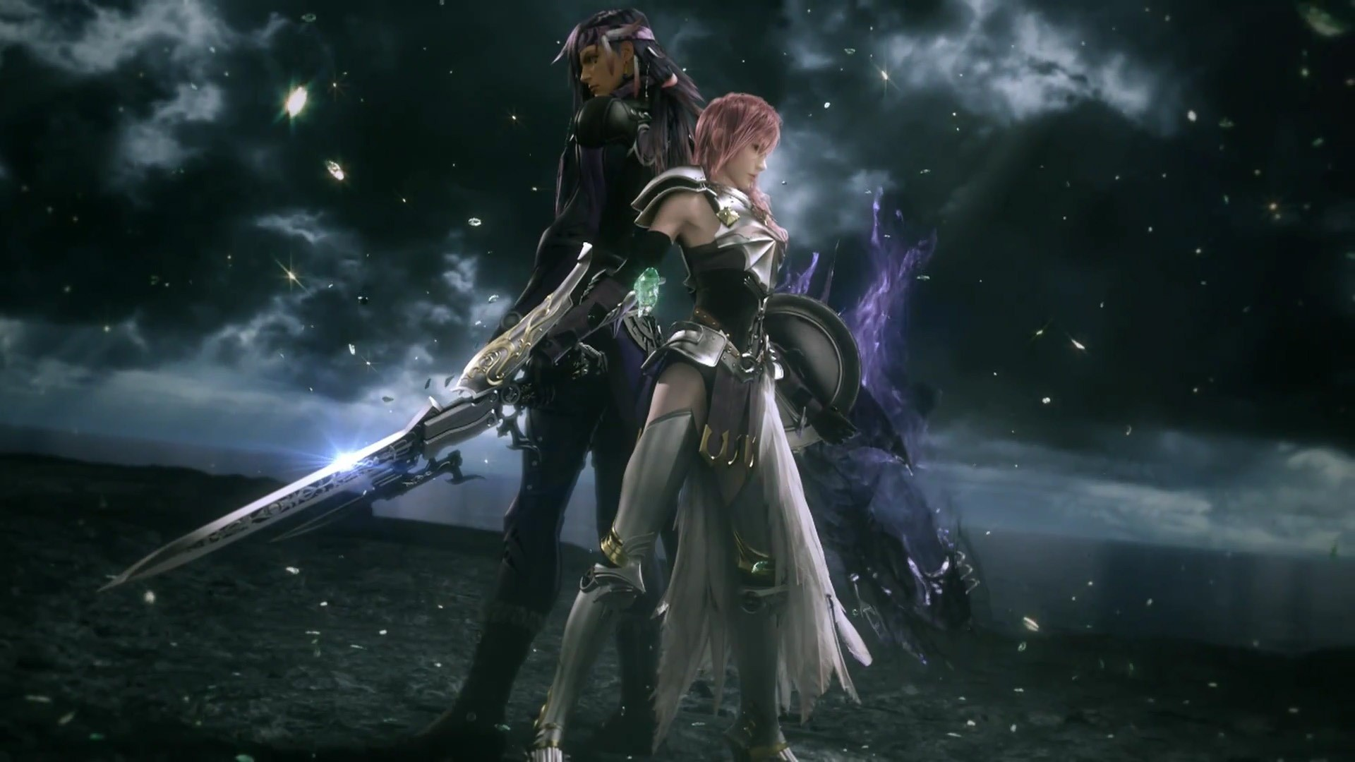 1920x1080 Final Fantasy XIII-2 HD Wallpaper #3 - .