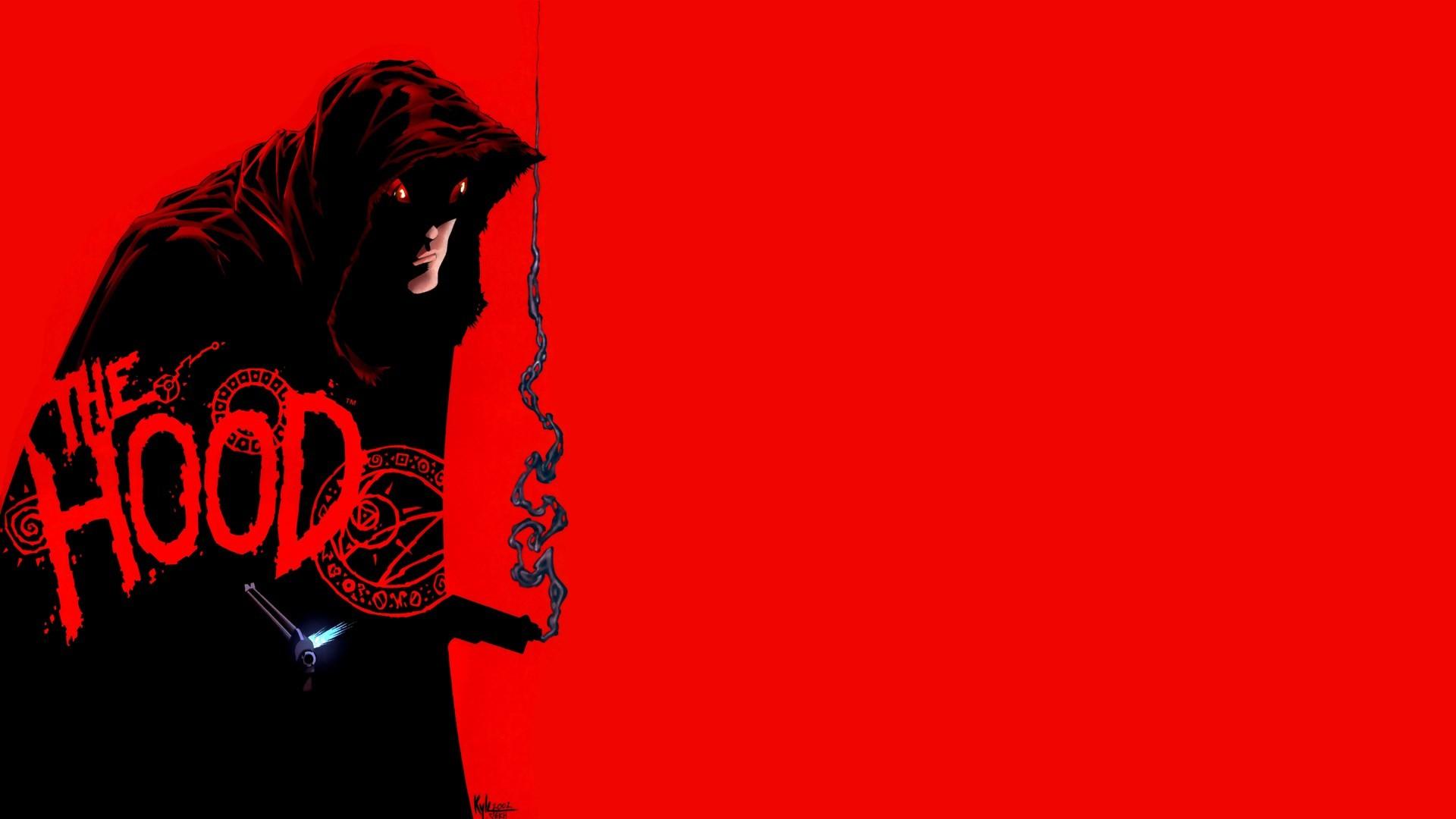 Red Hood Wallpaper 1920x1080: Jason Todd Red Hood Wallpaper (84+ Images