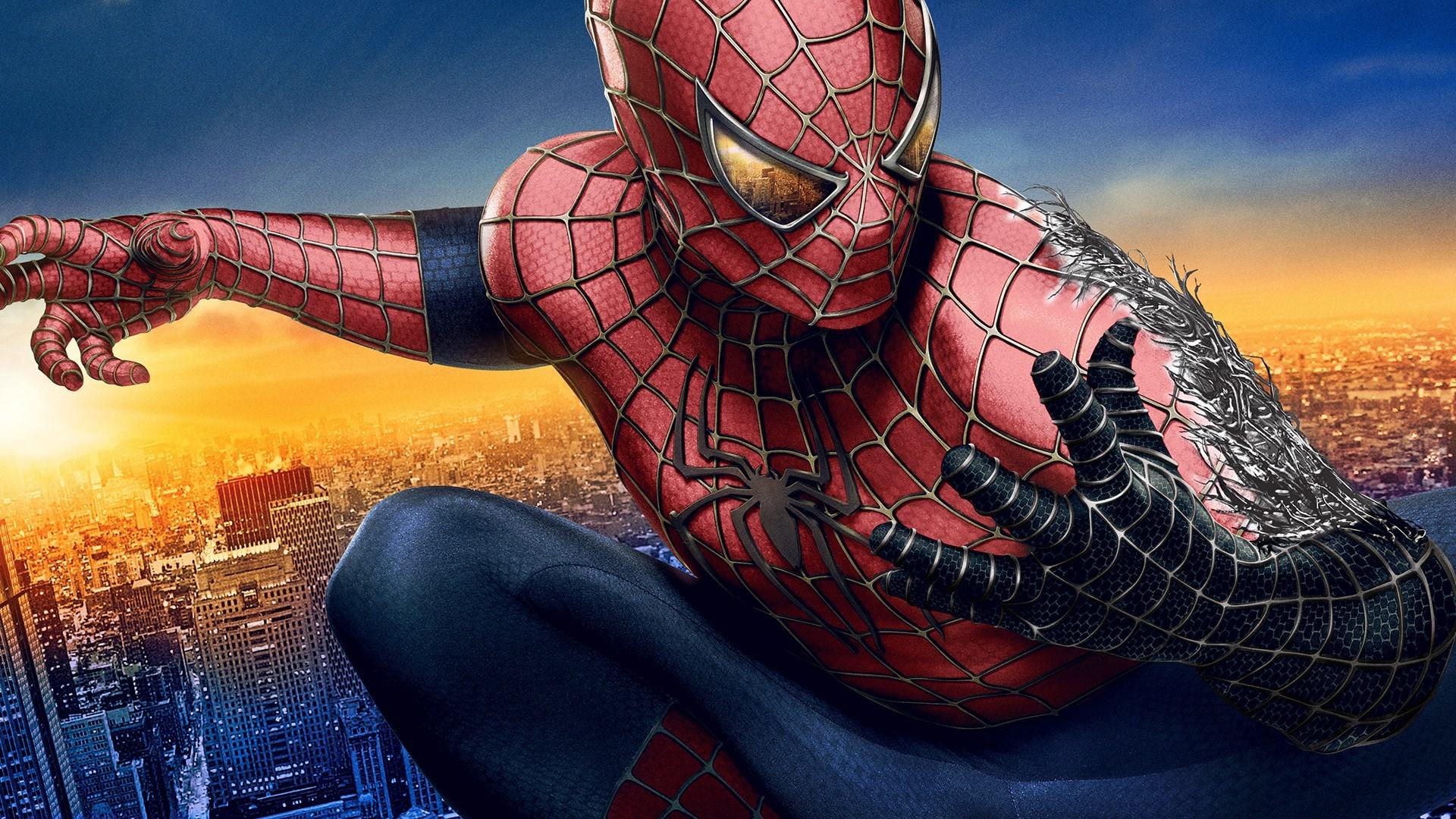 Spider Man 3 Wallpaper...