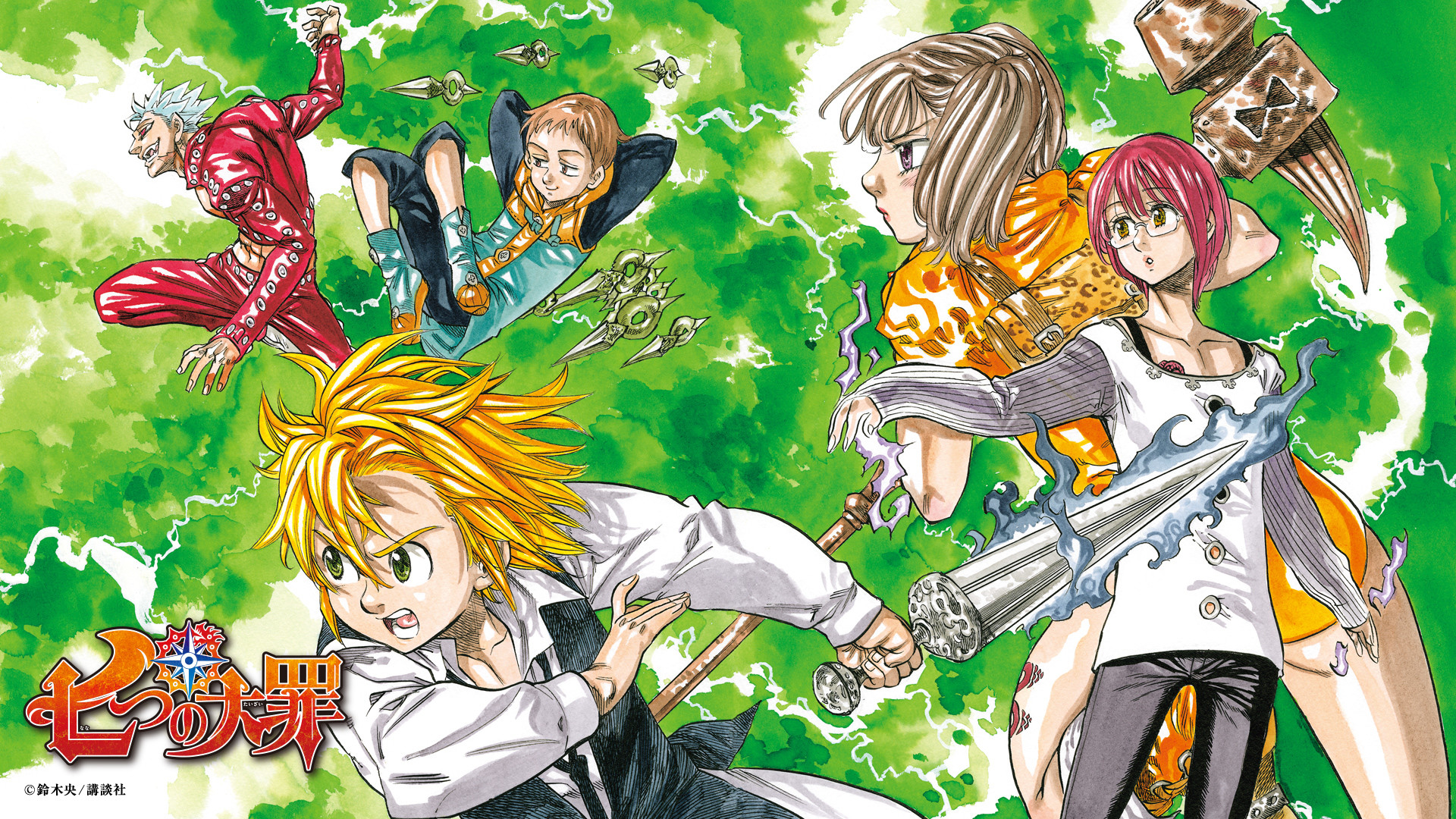 1920x1080 Image - Wallpaper 1.png | Nanatsu no Taizai Wiki | FANDOM powered by Wikia