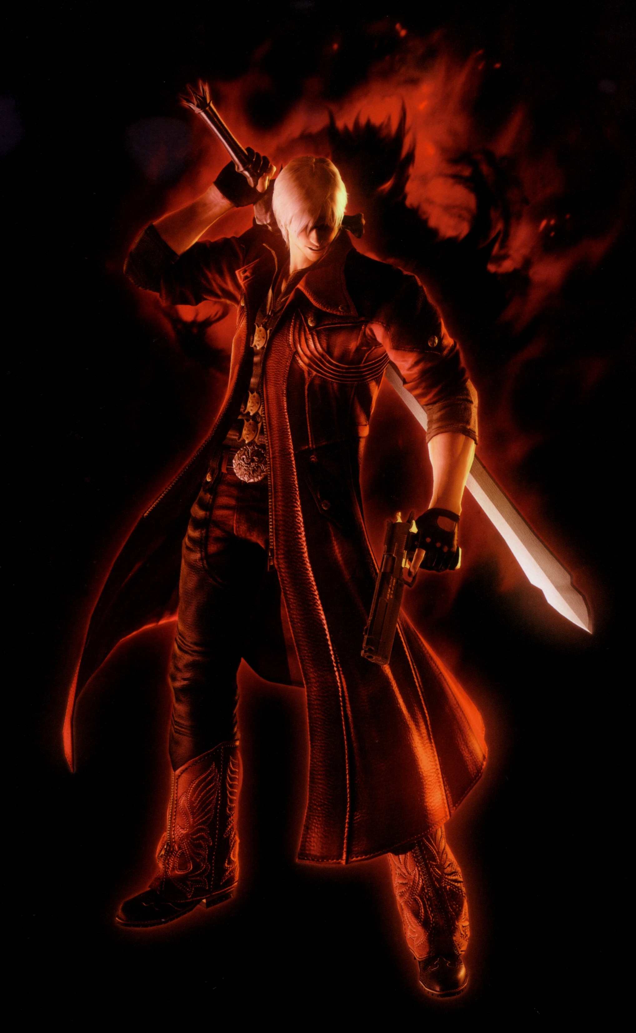 Devil May Cry 3 Wallpaper (62+ Images