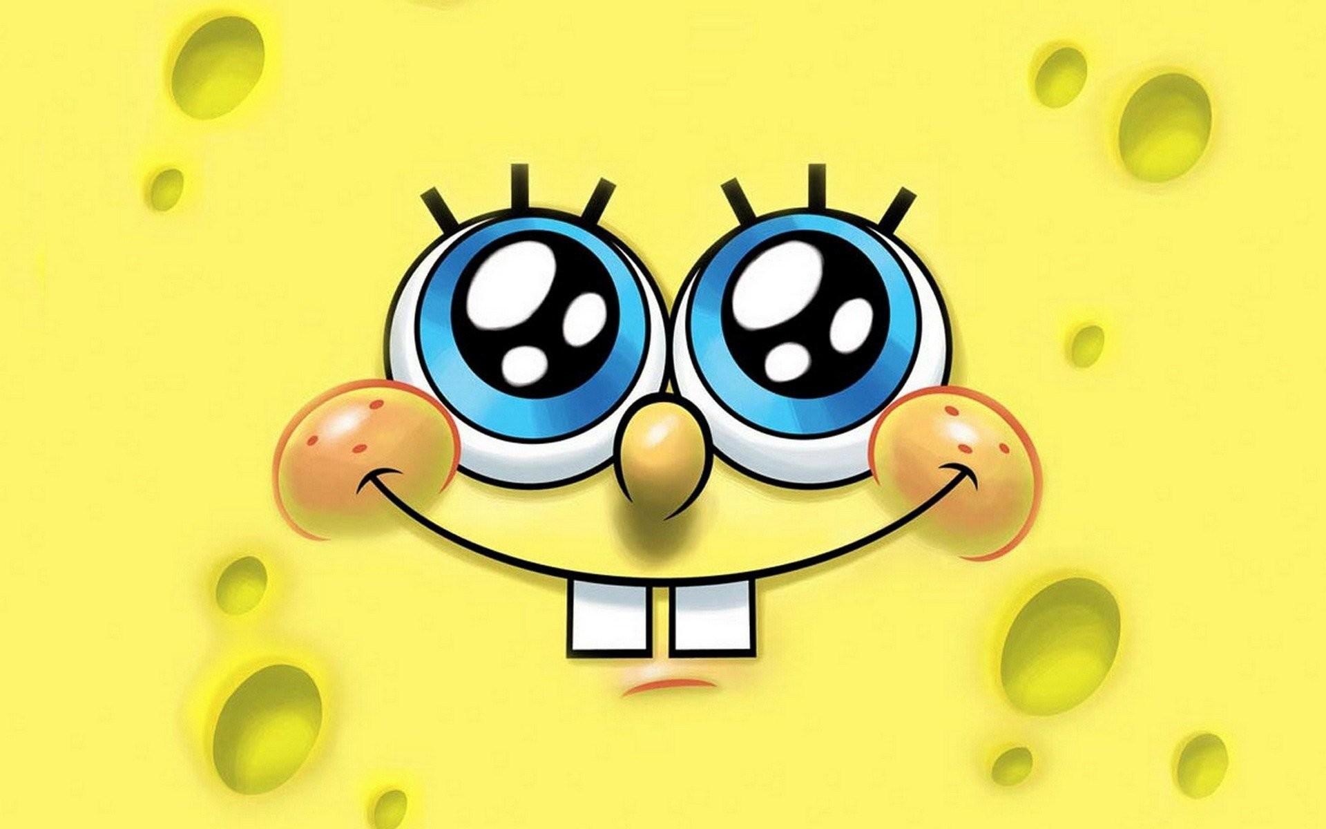 Spongebob Underwater Wallpaper