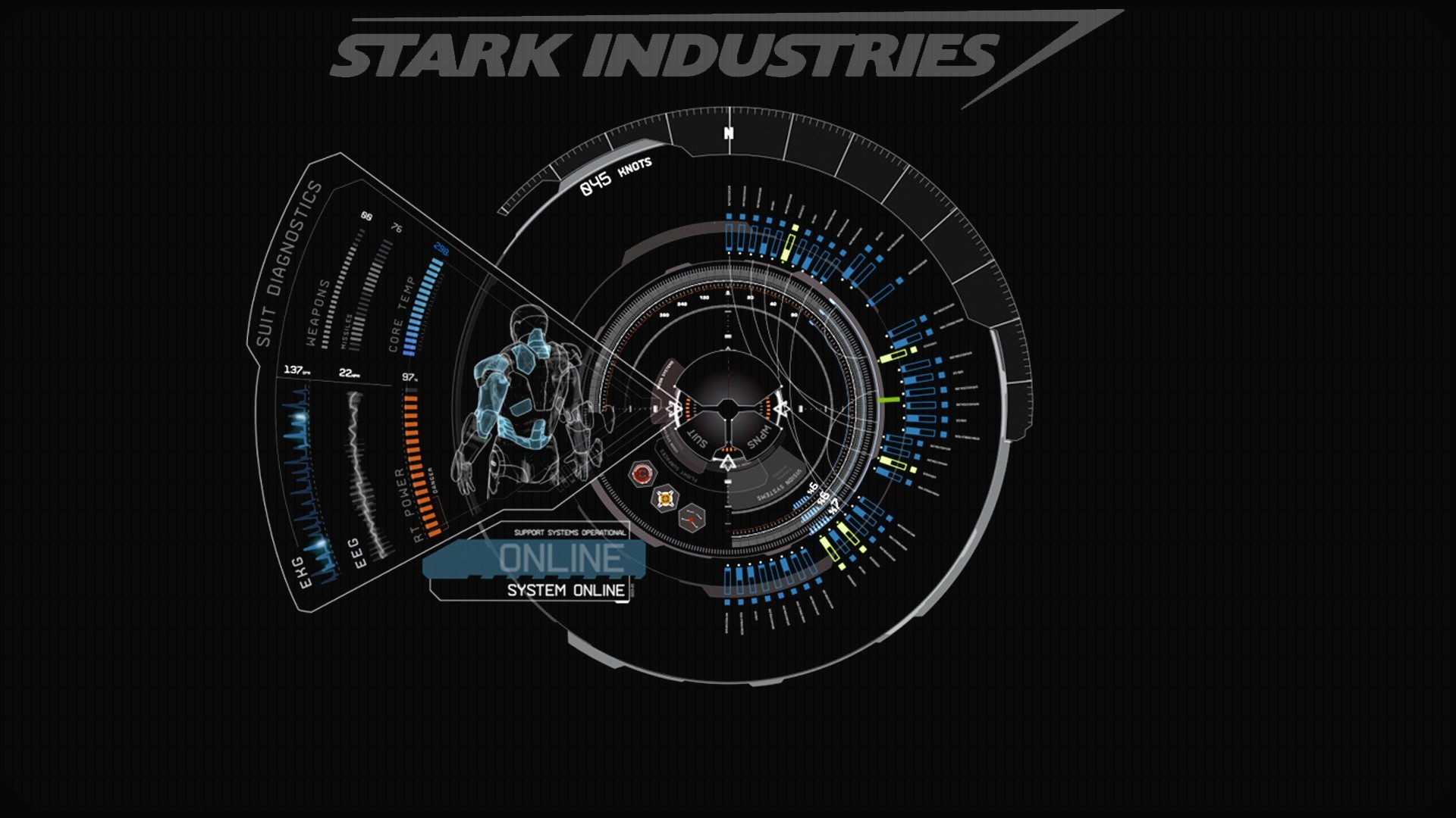 1920x1080 Stark Industries Wallpaper by TheInfamousTheft on DeviantArt Source ·  250126 377609 81856 320922