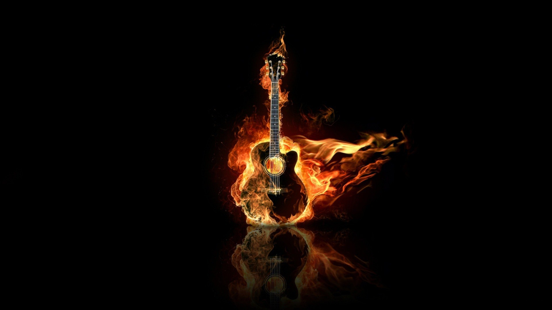 1920x1080 ... acoustic guitar country music high resolution wallpaper ...