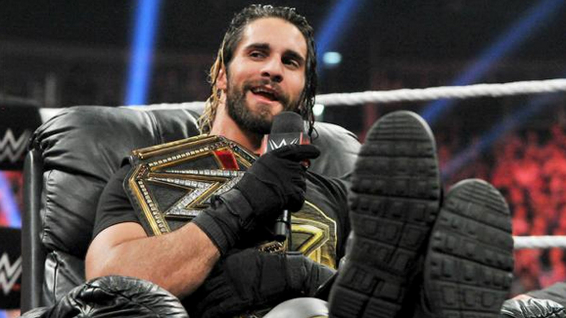 1920x1080 WWE Superstar Seth Rollins Has Something To Say To Autograph Hounds -  Bleeding Cool News And Rumors