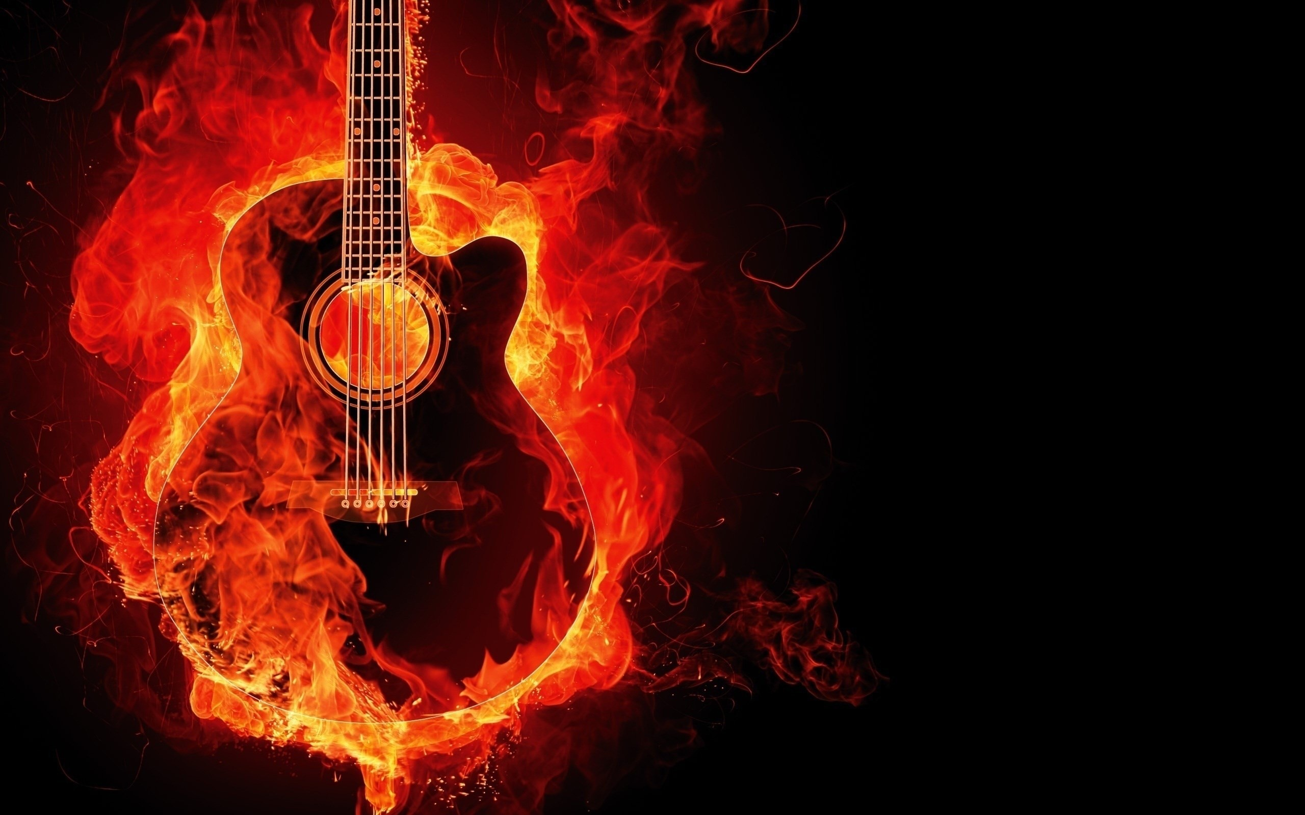 2560x1600 guitar picture free - guitar category