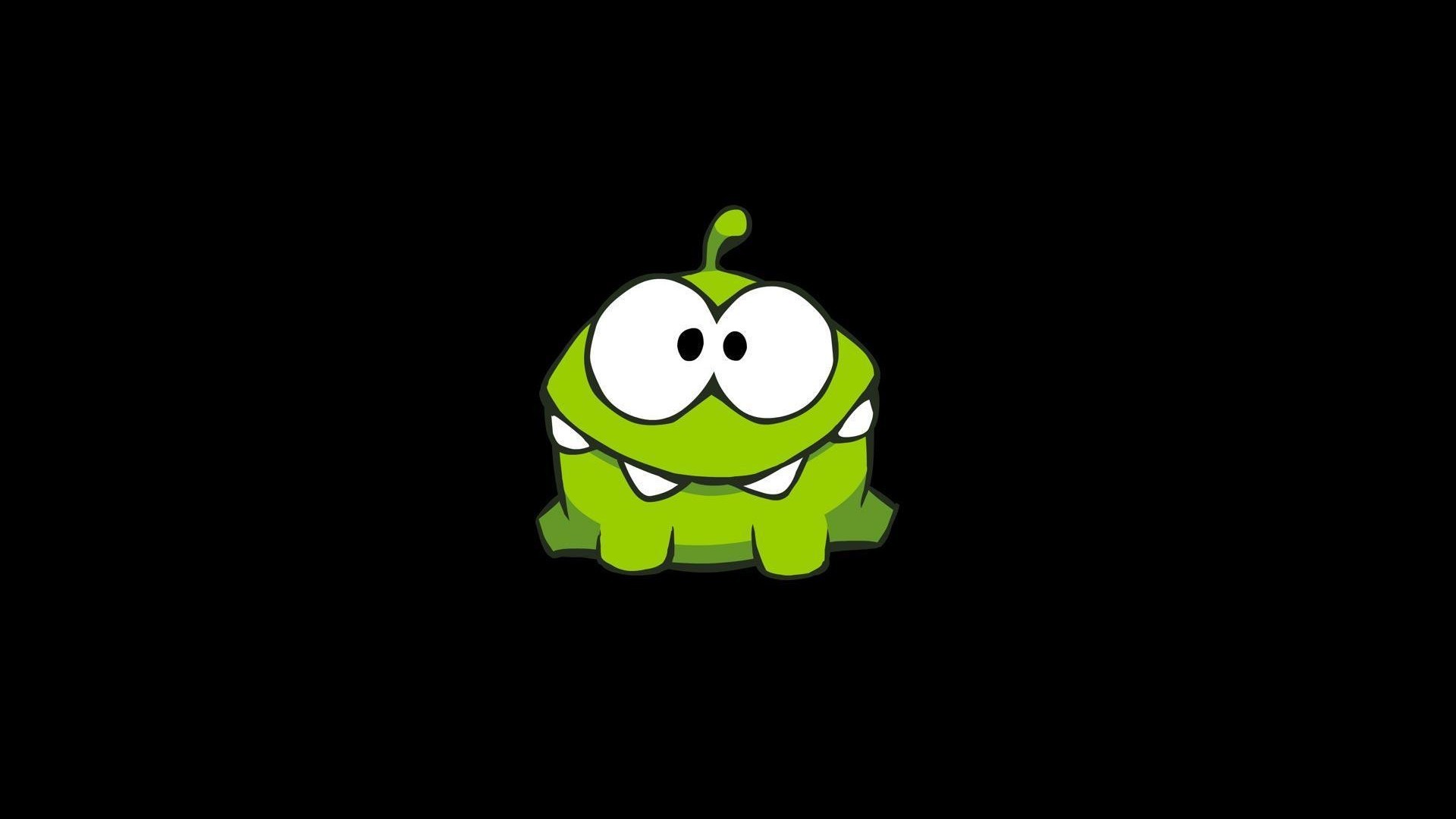 1920x1080 Om Nom HD desktop wallpaper Widescreen High Definition 1920×1080