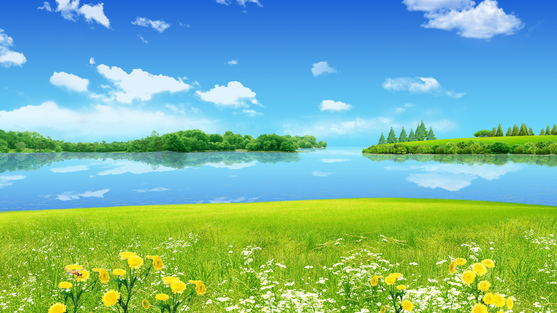 1920x1080 Sunny spring day HD Wallpaper Wallpapers Pinterest Hd wallpaper 1920×1080