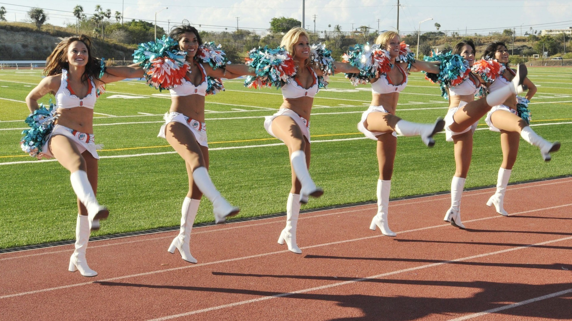 1920x1080 MIAMI DOLPHINS nfl football cheerleader g wallpaper |  | 154792 |  WallpaperUP