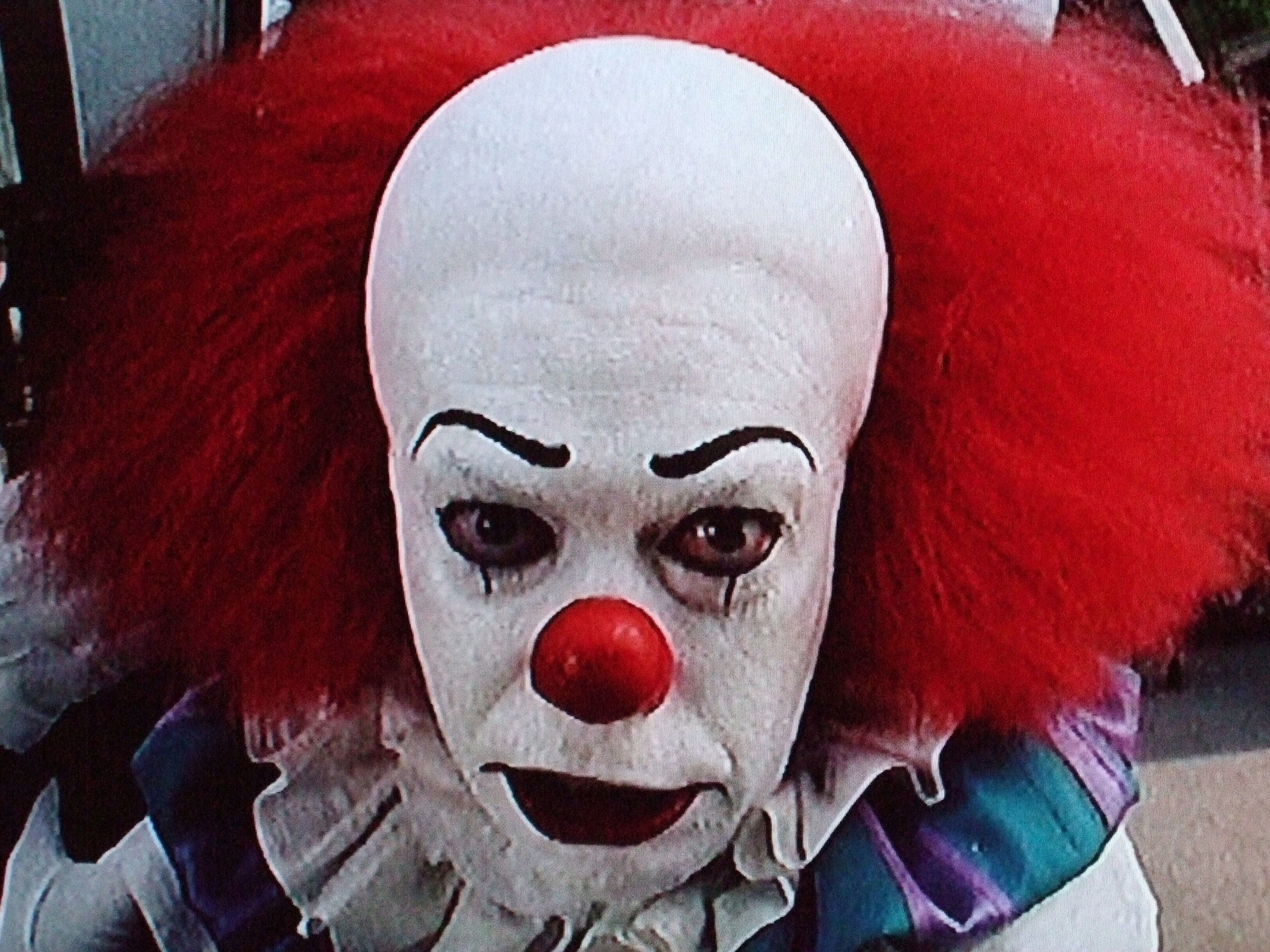 2560x1920 Pennywise The Clown Has Been Cast In Stephen King's It ..