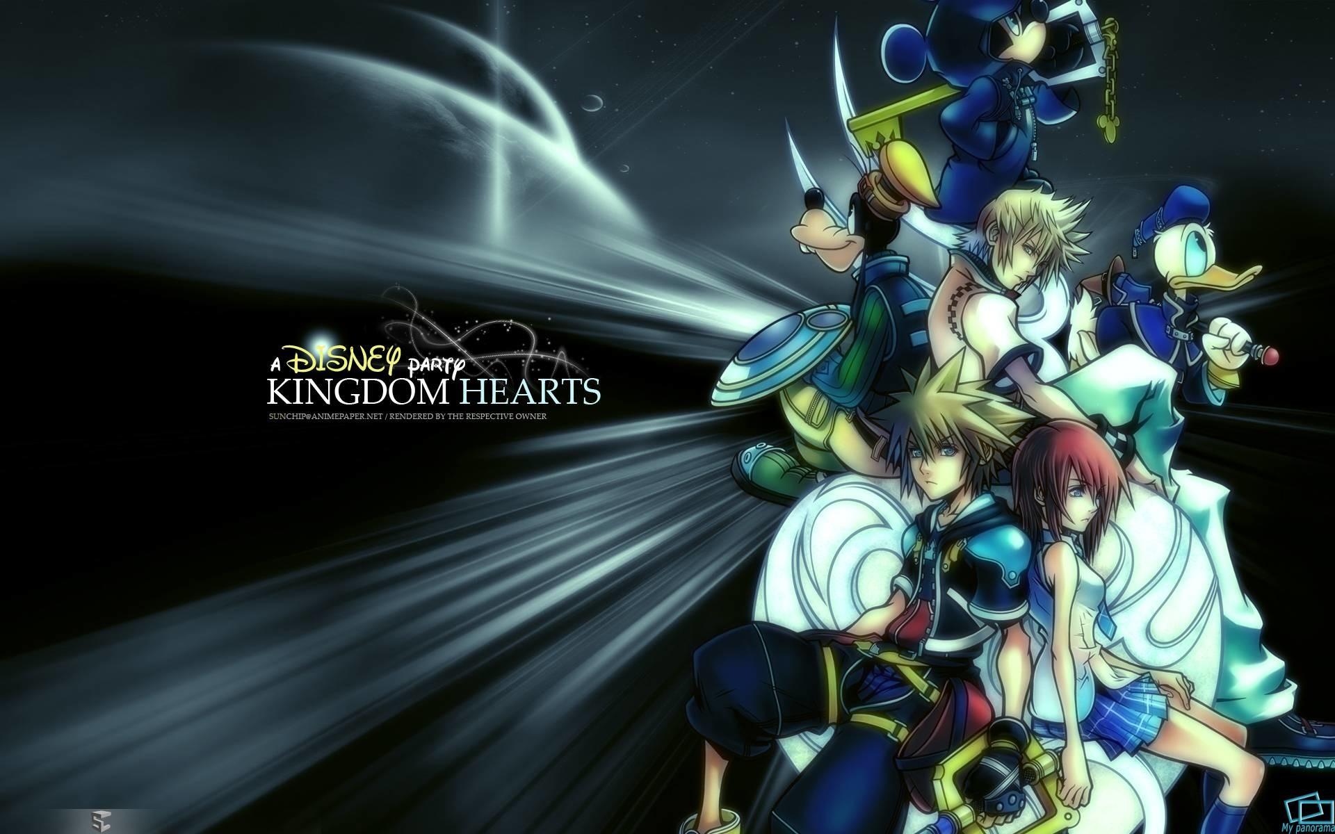 1920x1200 Kingdom Hearts 2 Wallpapers