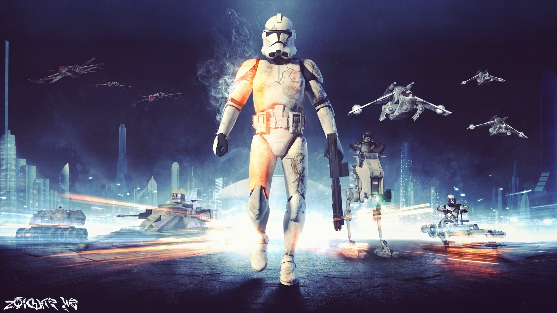 1920x1080 Star Wars, Stormtrooper, Battlefield 3, Video Games Wallpapers HD / Desktop  and Mobile Backgrounds