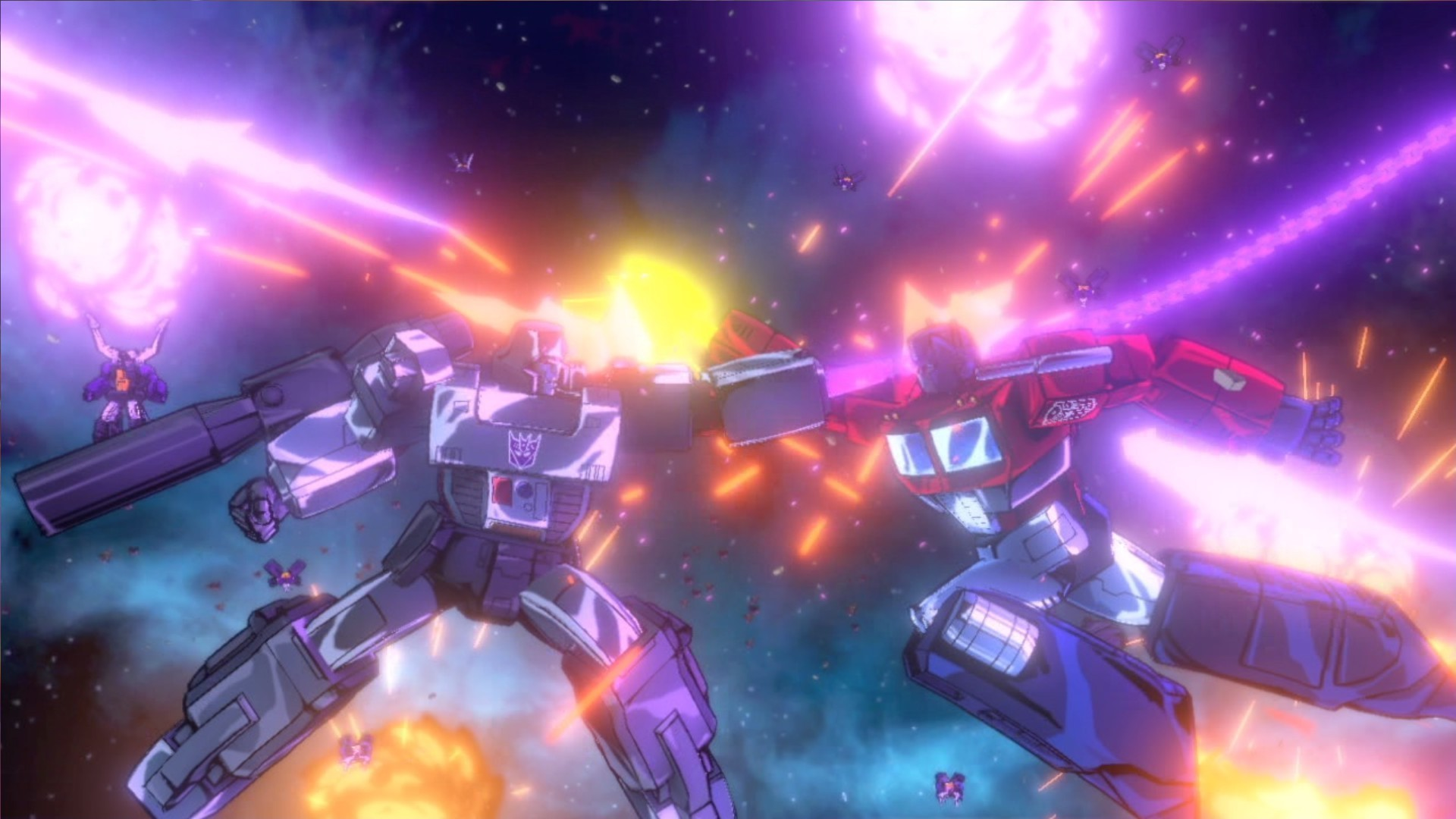 1920x1080 Transformers: Devastation review: A bombastic tribute to 1980s Transformers  cartoons