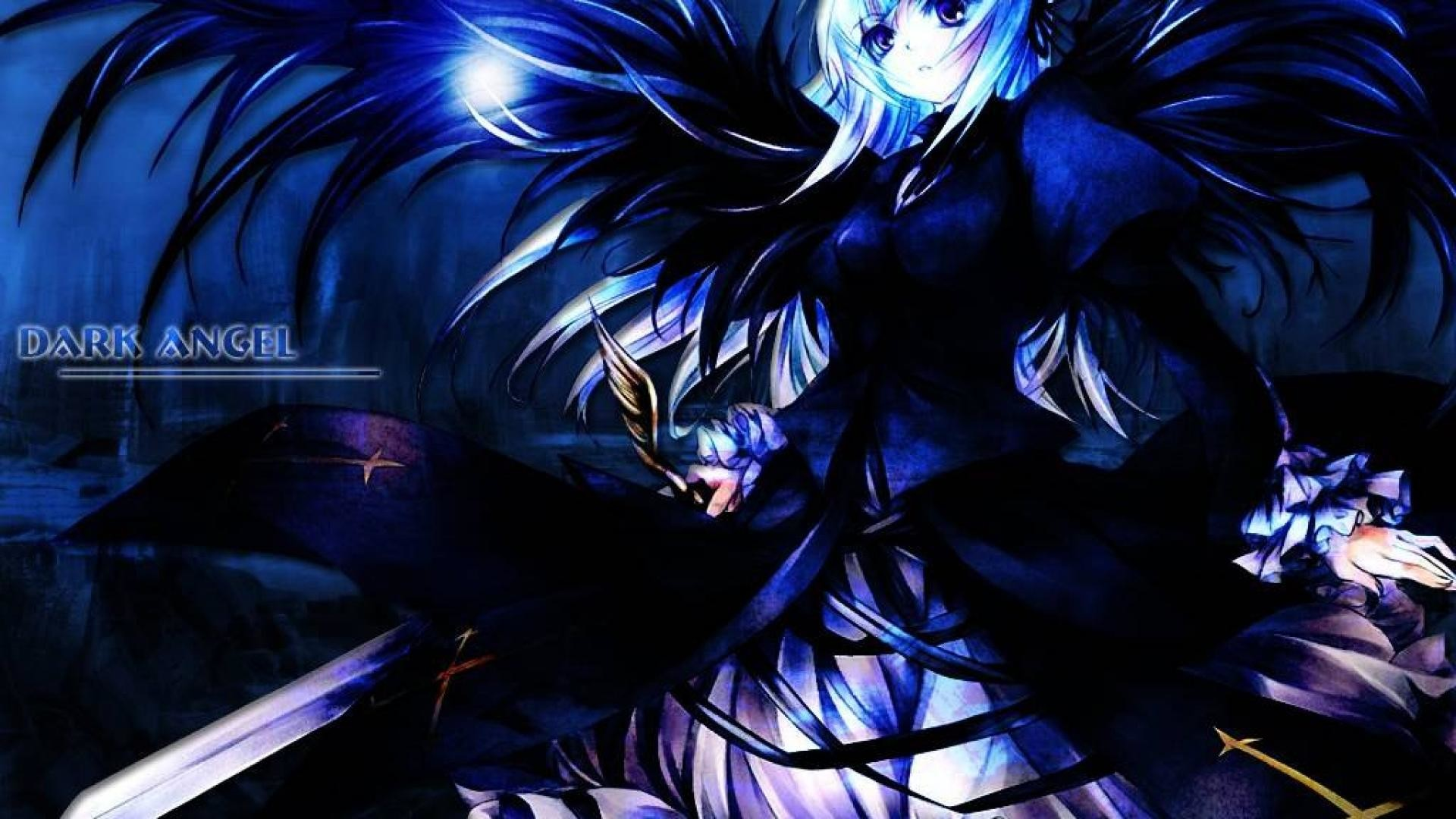 Dark anime girl wallpaper 61 images - Dark anime background ...