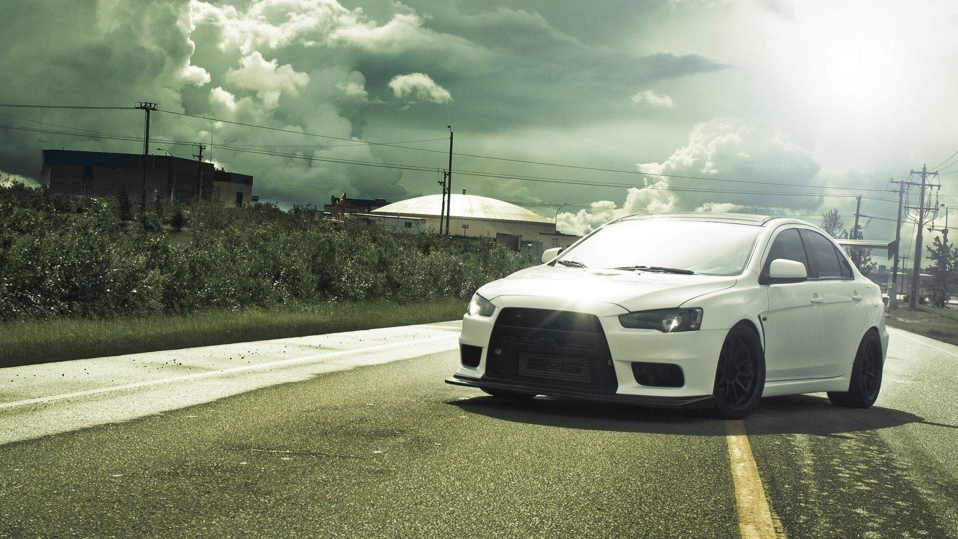 Mitsubishi Lancer Evolution X Wallpaper 71 Images