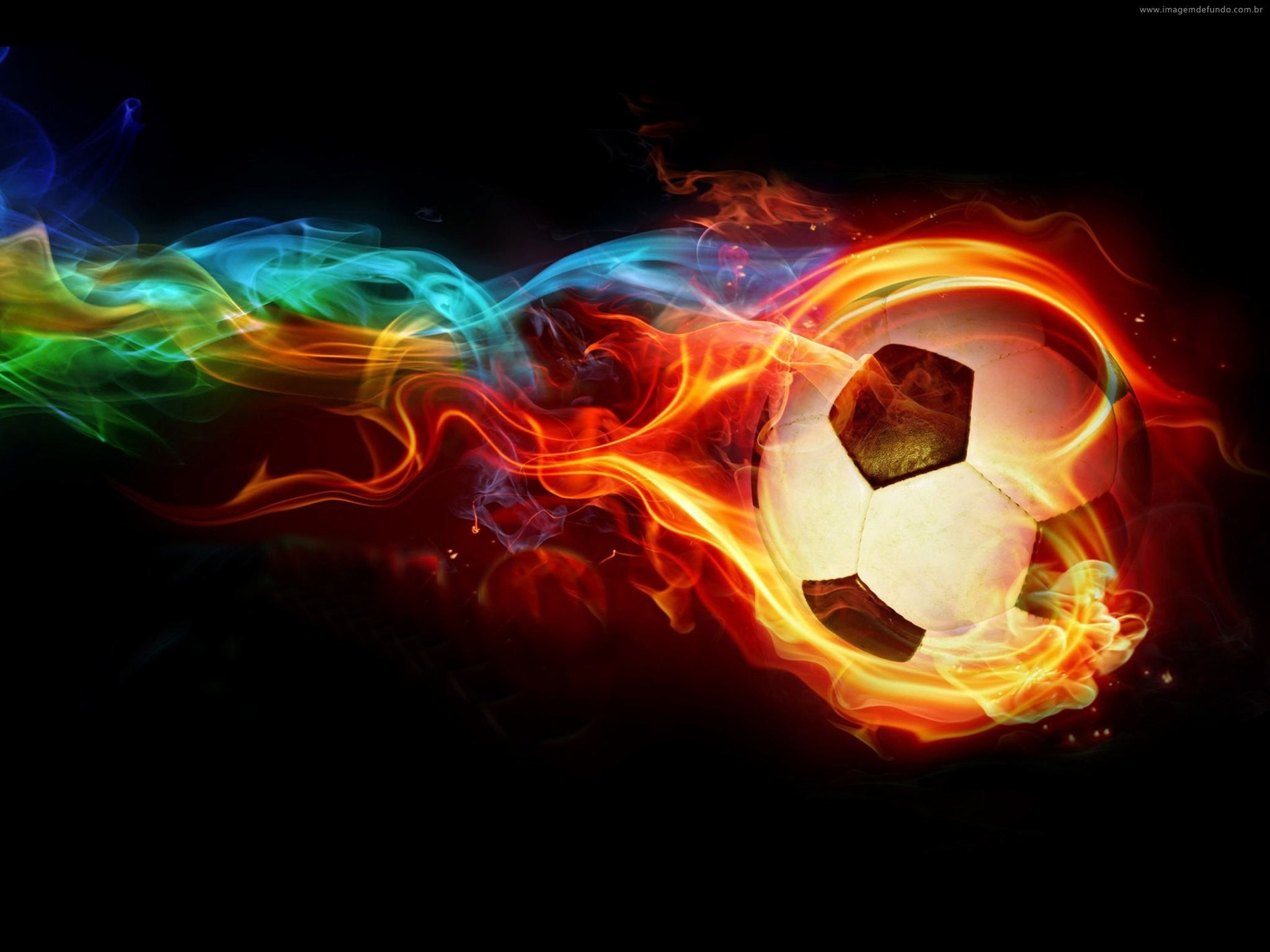 2048x1536 ... soccer ball cool wallpapers awswallpapershd com ...