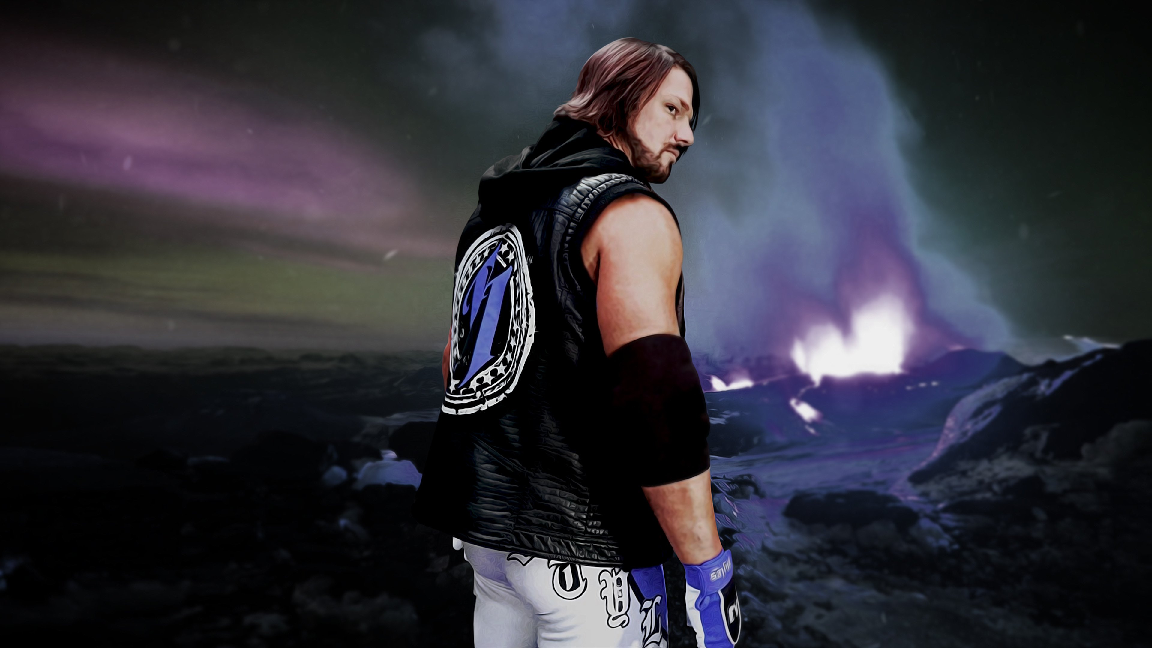 Aj Styles WWE Wallpapers (80+ images)