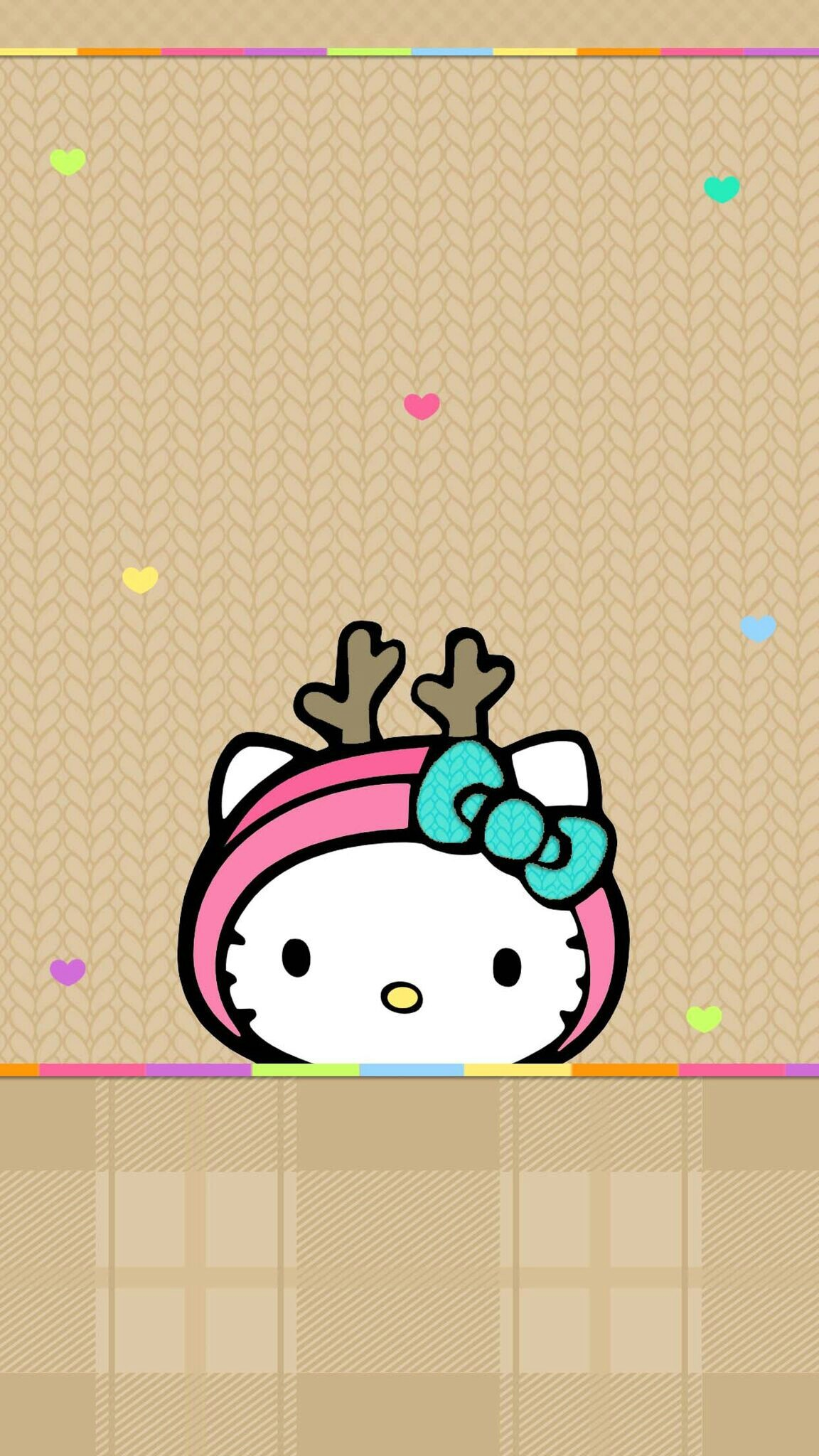 Christmas Hello Kitty Wallpaper 58 Images