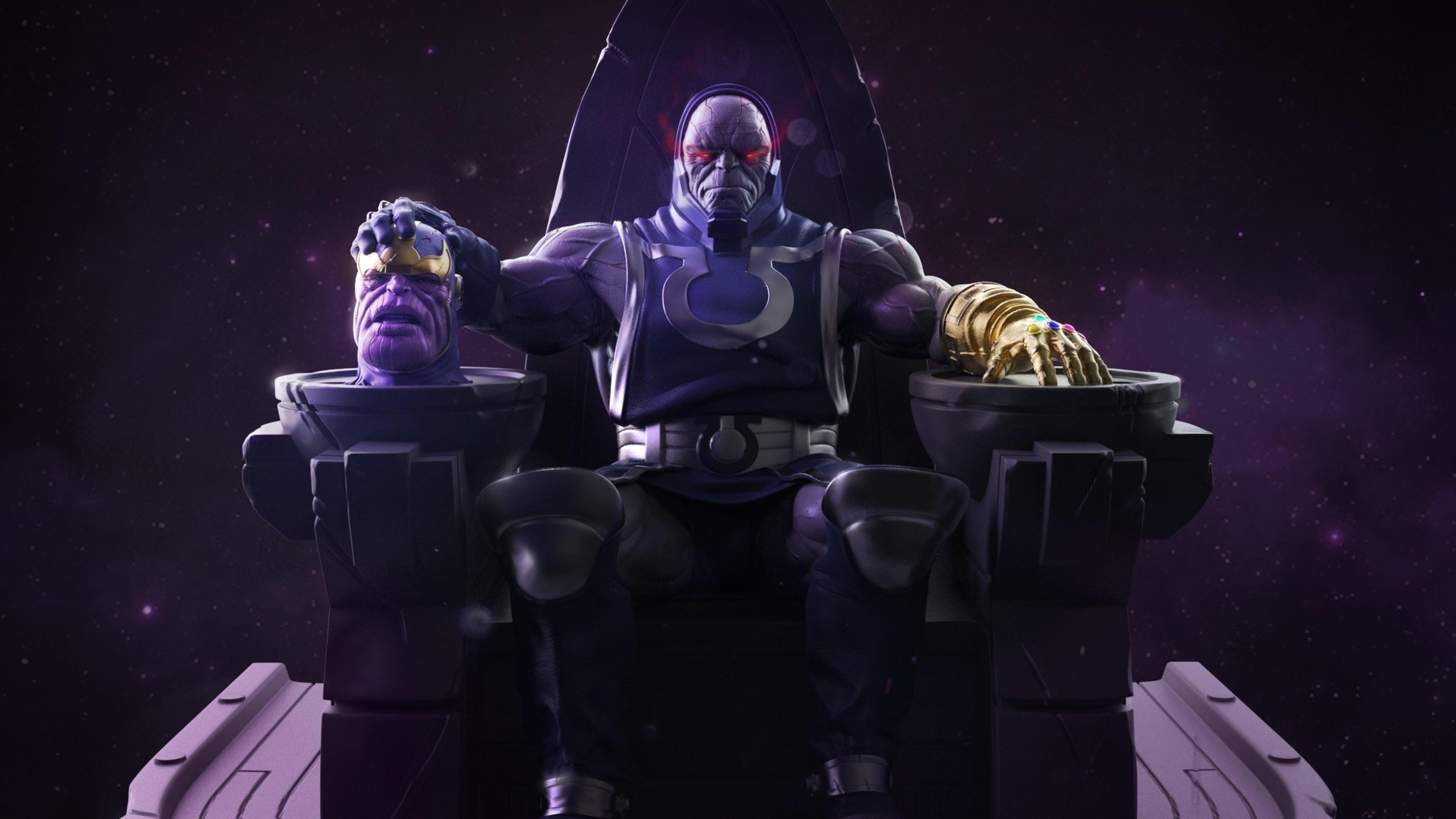 Galactus Vs Batman