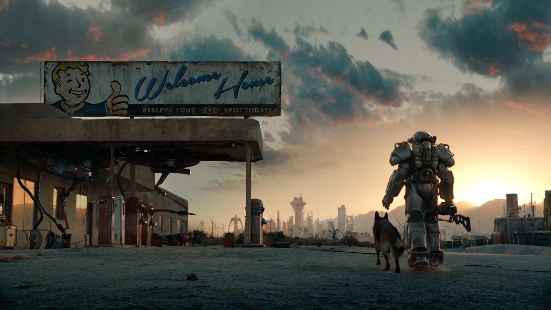 1920x1080 Fallout 4 A HD Wallpaper