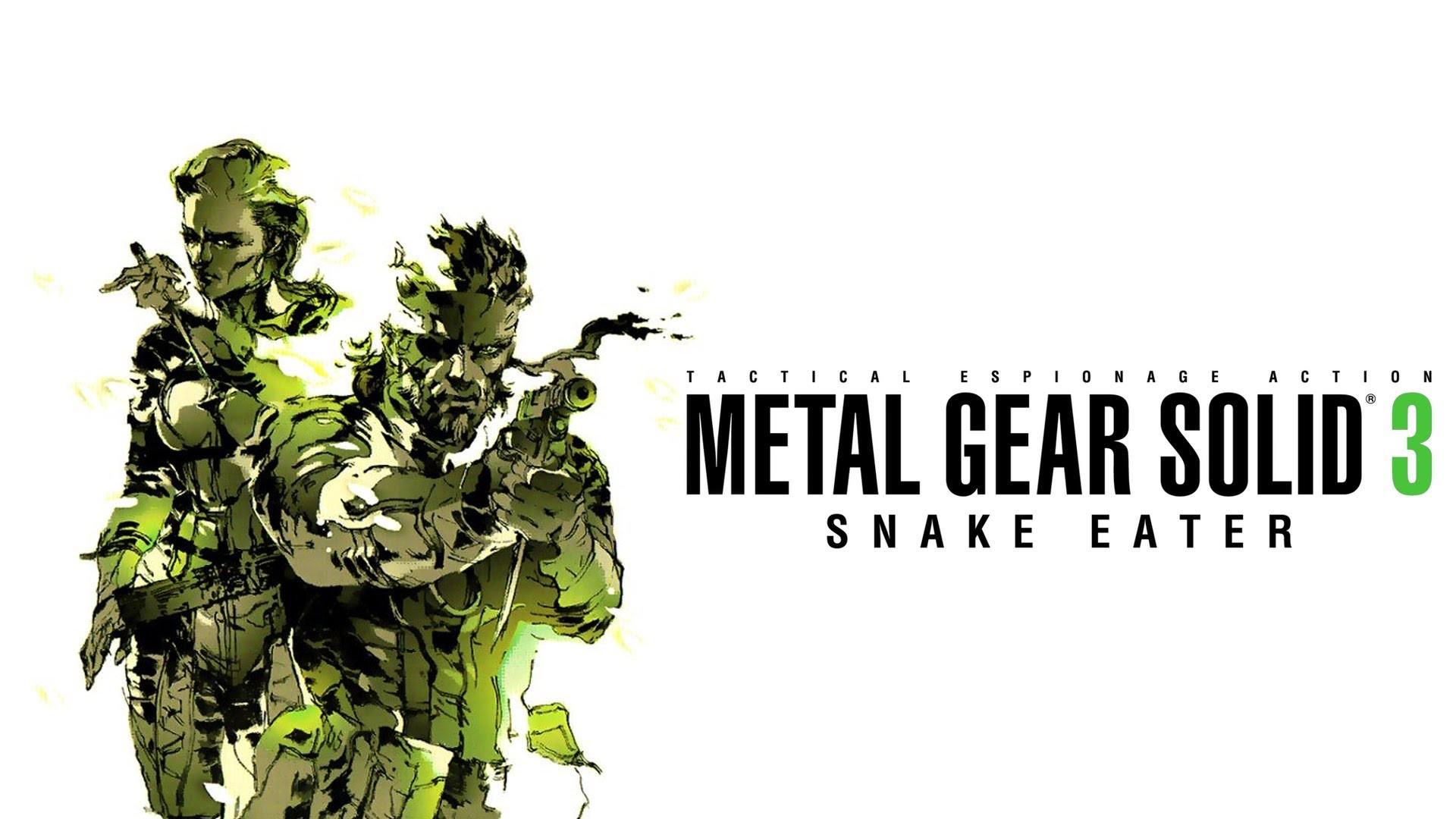 Metal Gear Solid 3 Wallpaper 1920x1080 73 Images