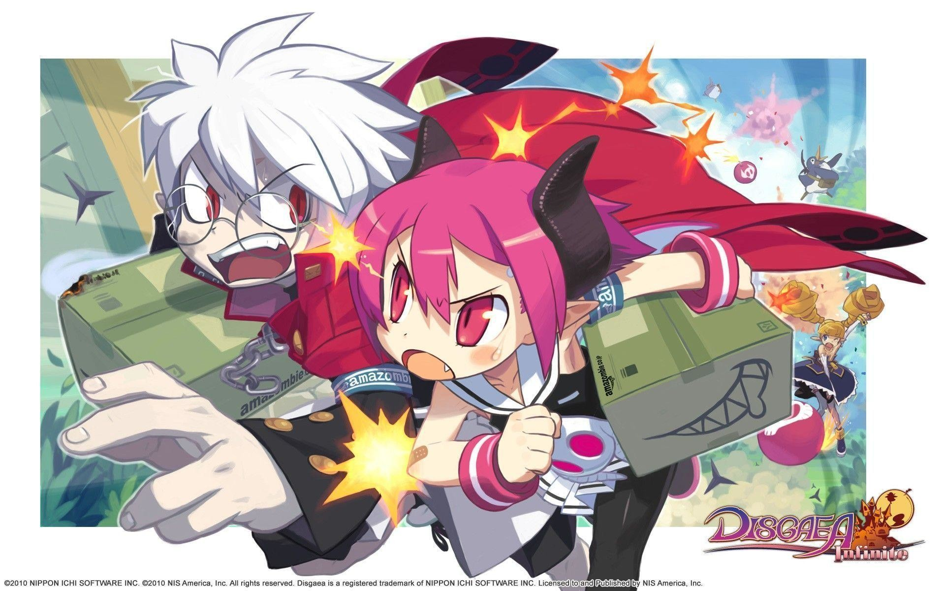 1920x1200 Download Disgaea Wallpaper  | Wallpoper #342710