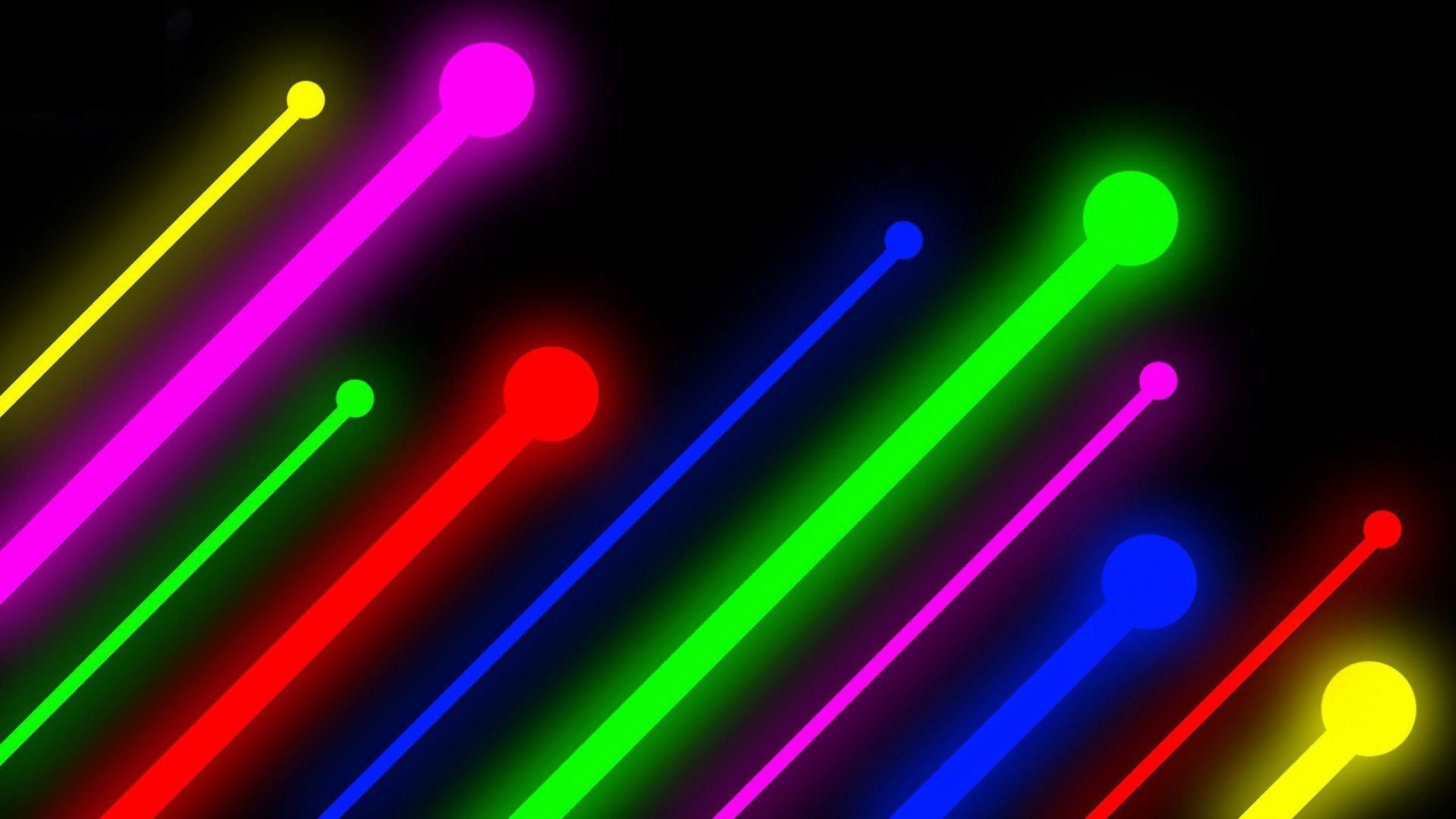 2560x1440 Images Of Neon Abstract