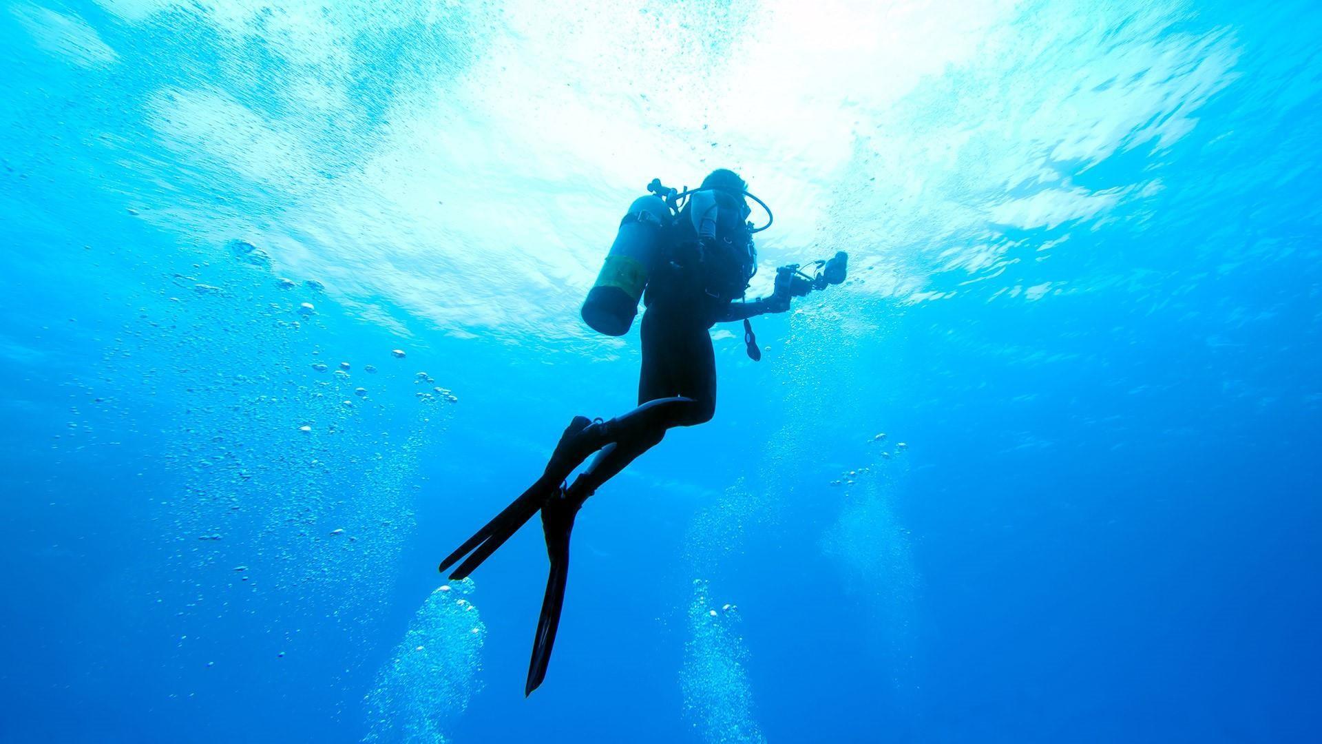 Scuba Diving Wallpaper (59+ Images