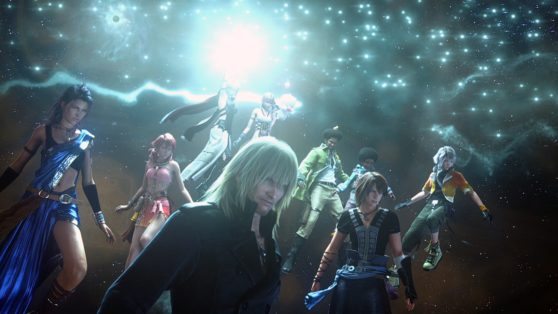 1920x1080 Lightning Returns: Final Fantasy XIII – The End Is Here | The .