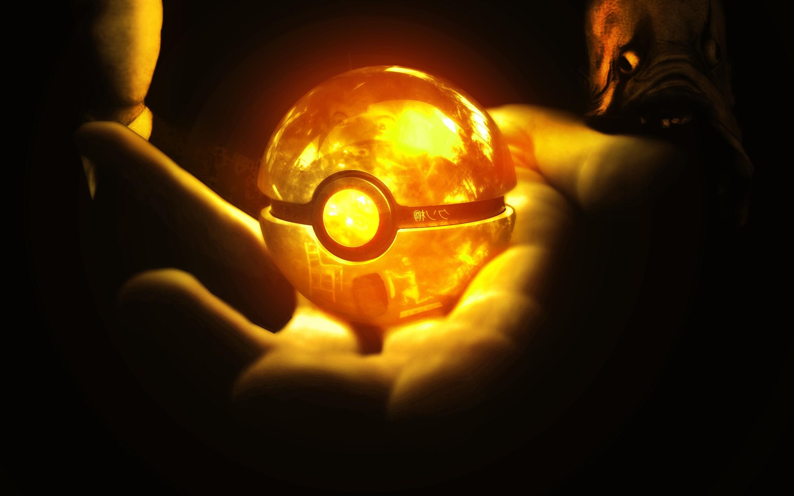 1920x1200 Pokemon 3D Wallpaper