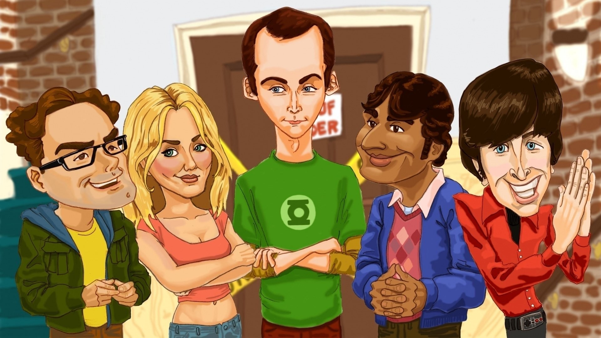 Big Bang Theory Wallpapers 72 Images