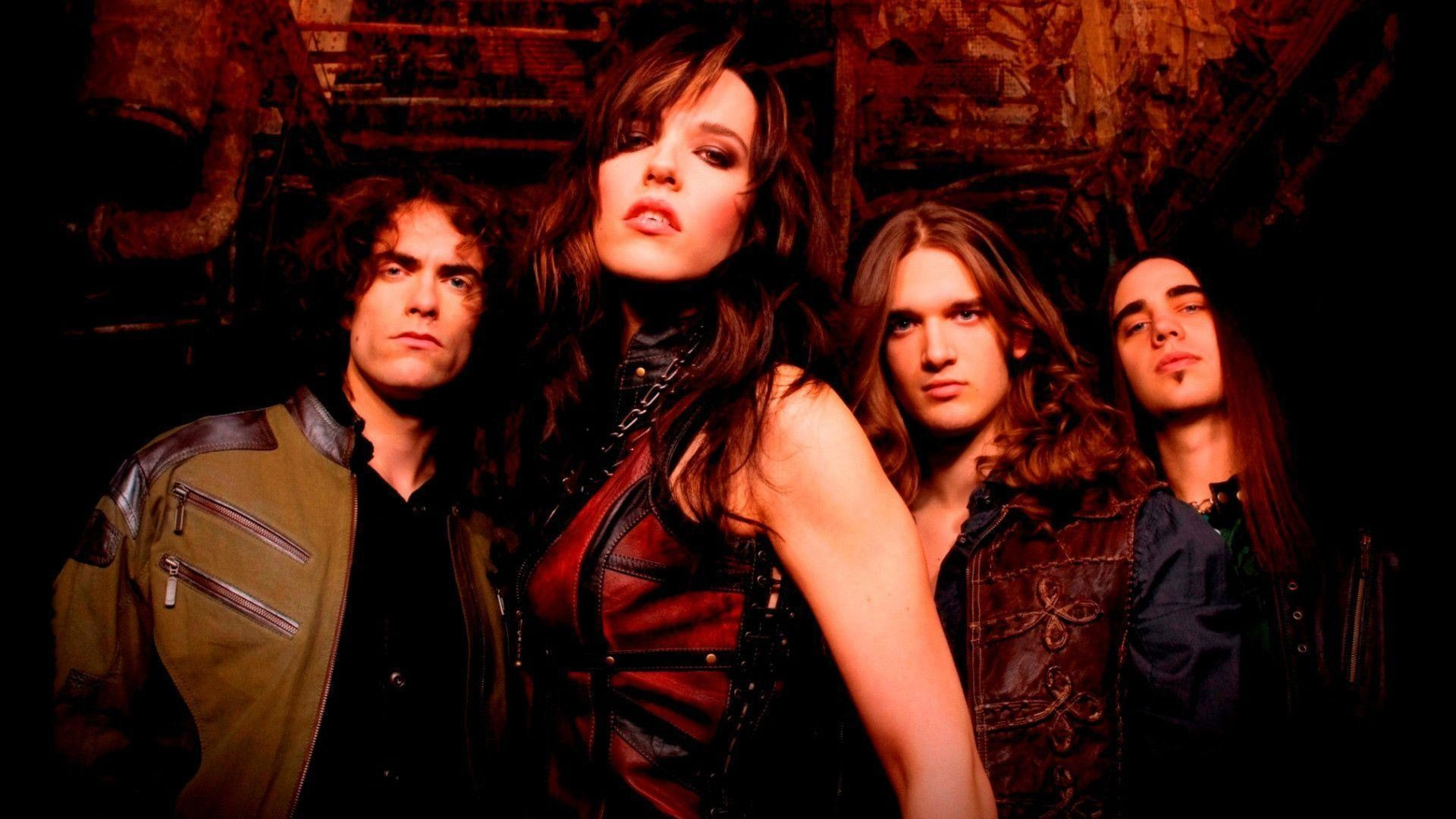 1920x1080 Halestorm wallpaper - Lzzy Hale Wallpaper (37171998) - Fanpop