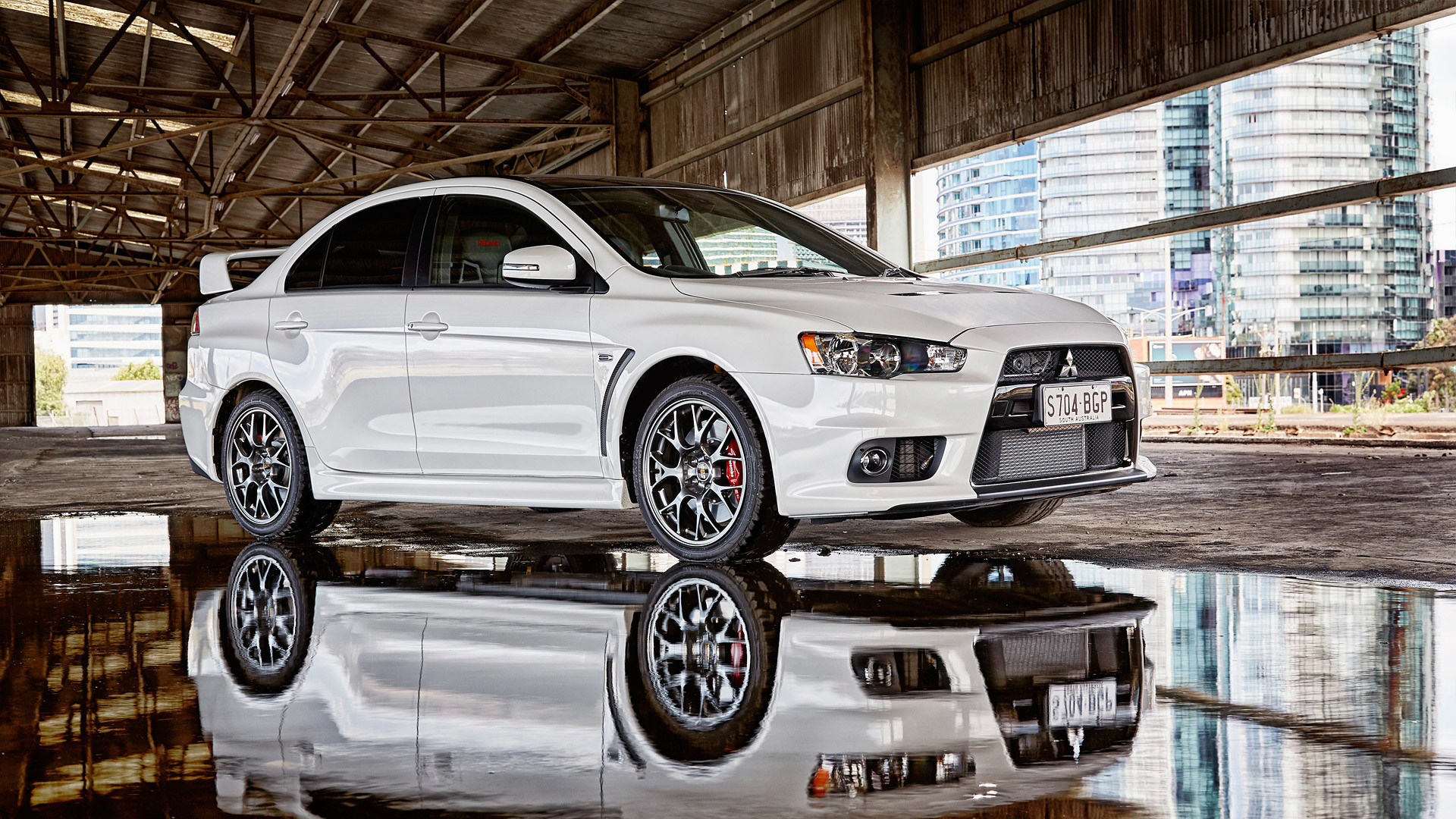 1920x1080 2015 Mitsubishi Lancer EVO X Final Edition picture.