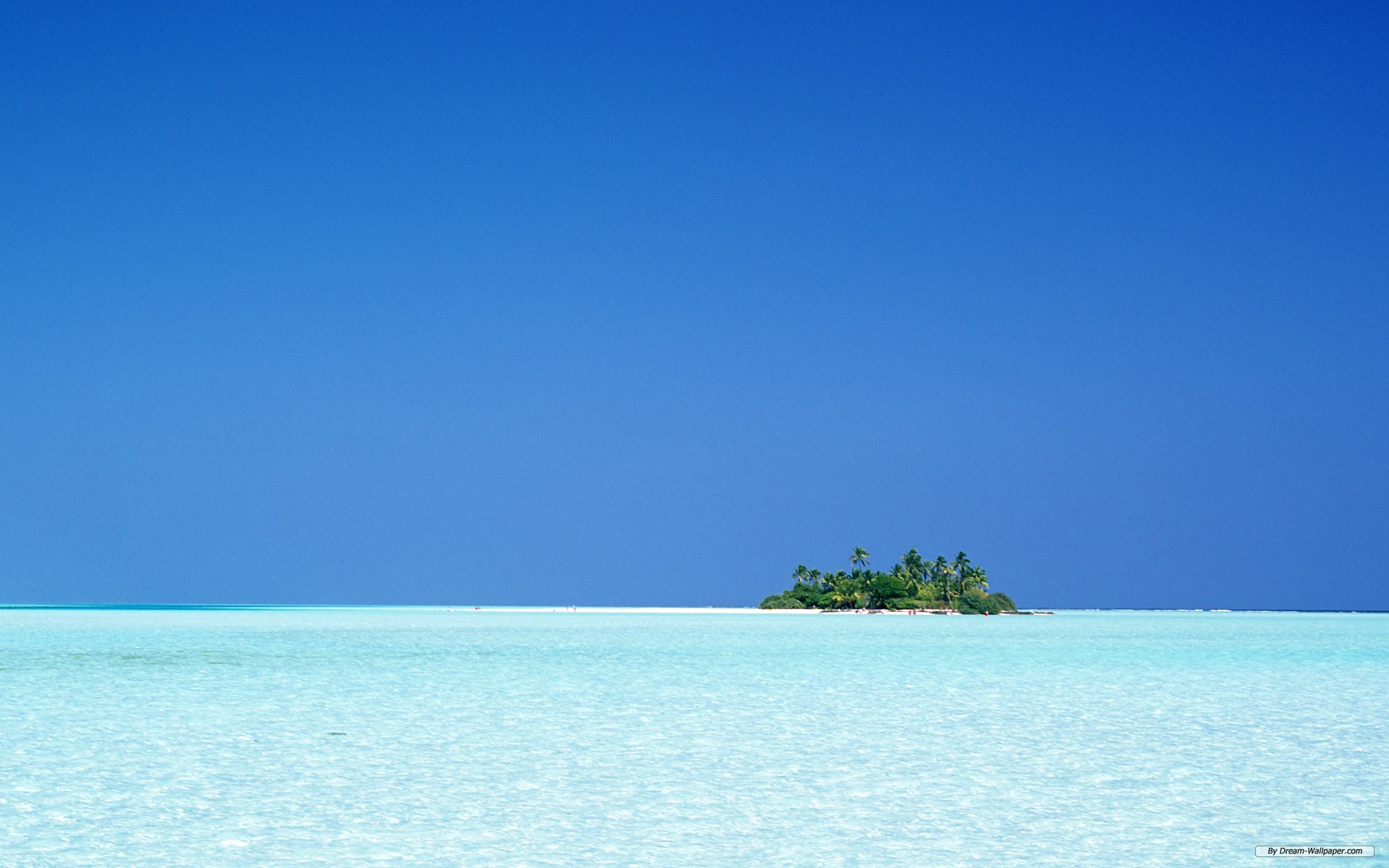 1920x1200 Free Nature wallpaper - Clear Water And Blue Sky 2 wallpaper -   wallpaper - Index