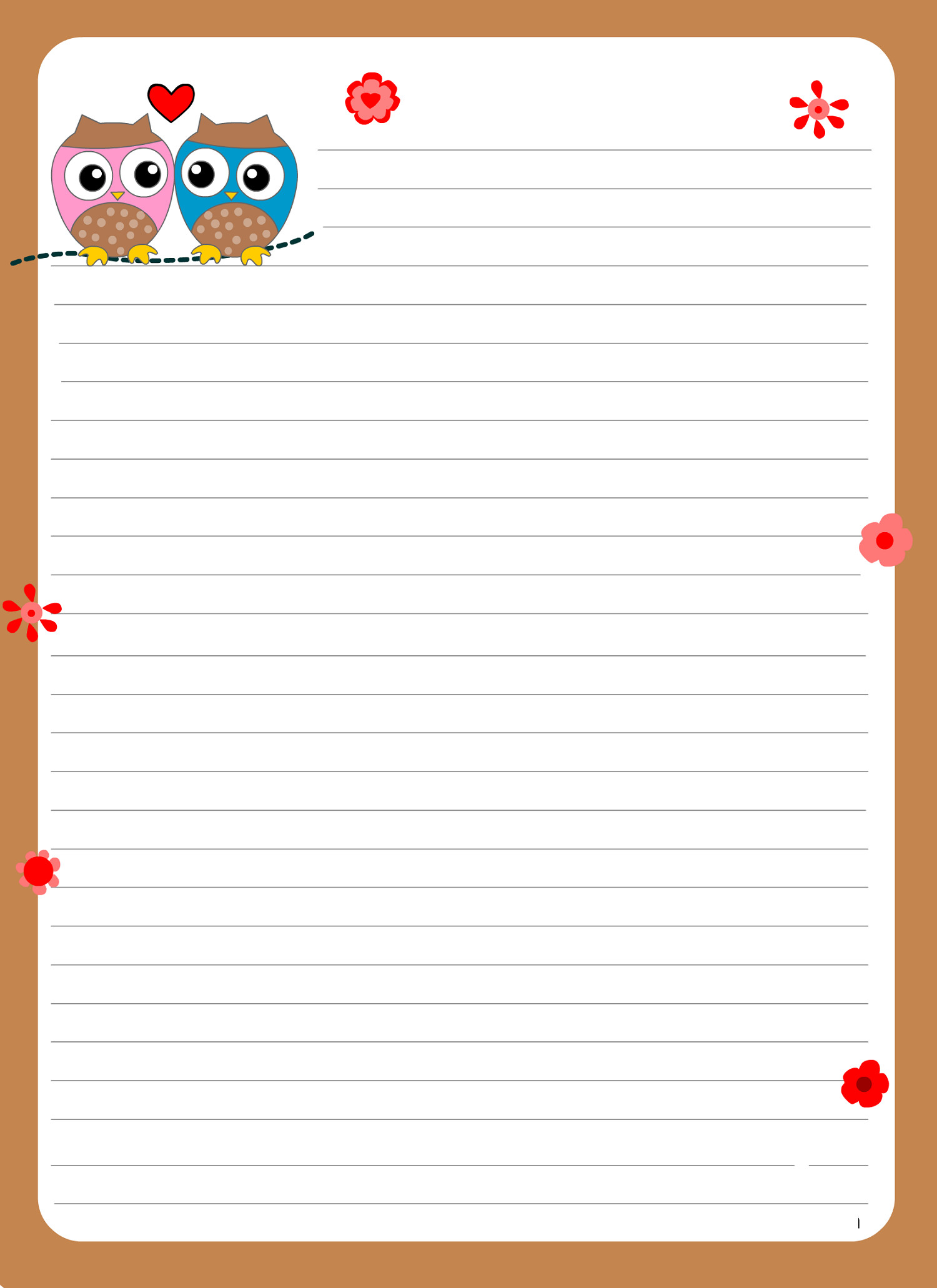 Lined Paper Wallpaper (31+ images)