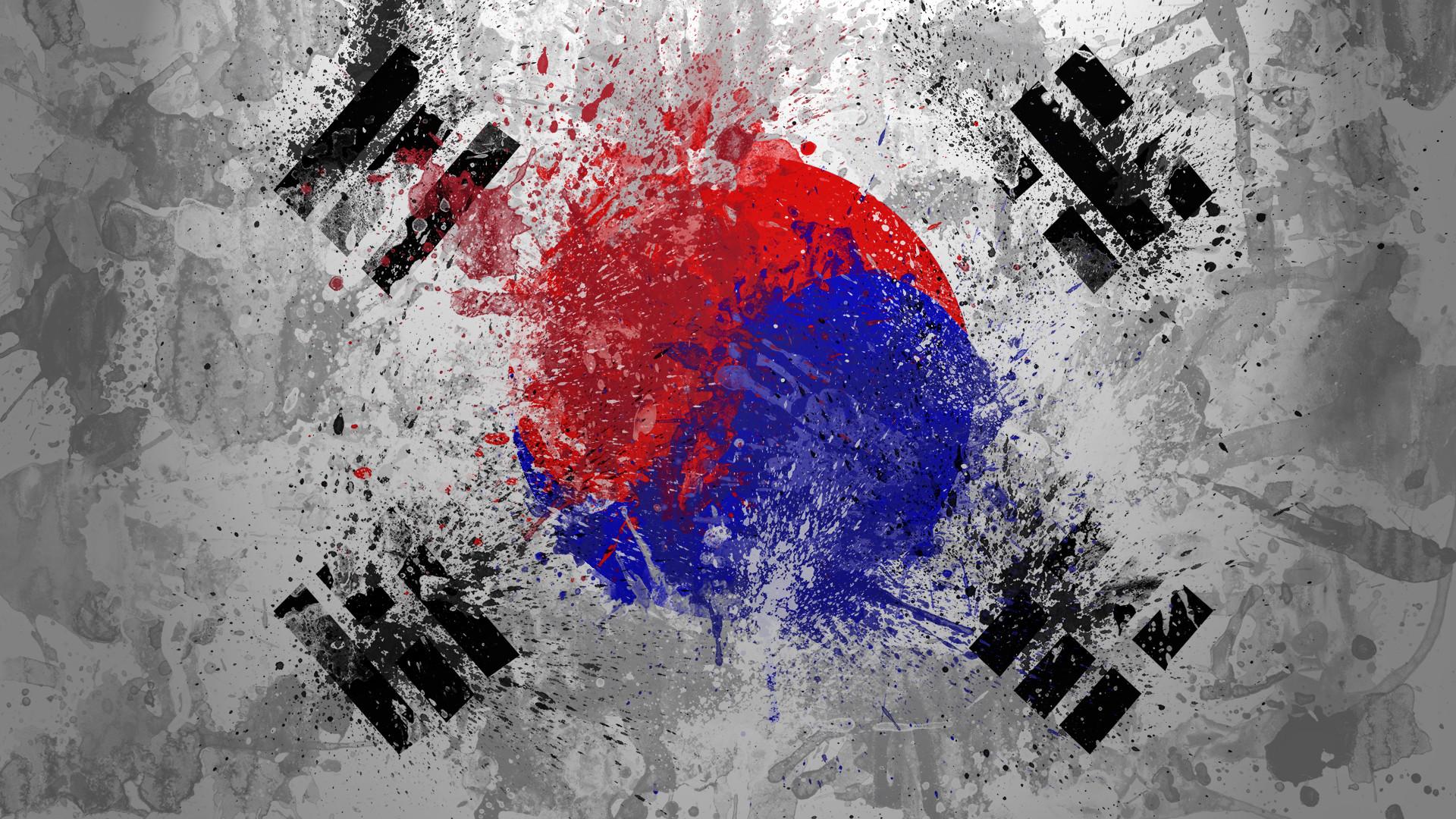 Korea Wallpaper: Korean Flag Wallpaper (70+ Images