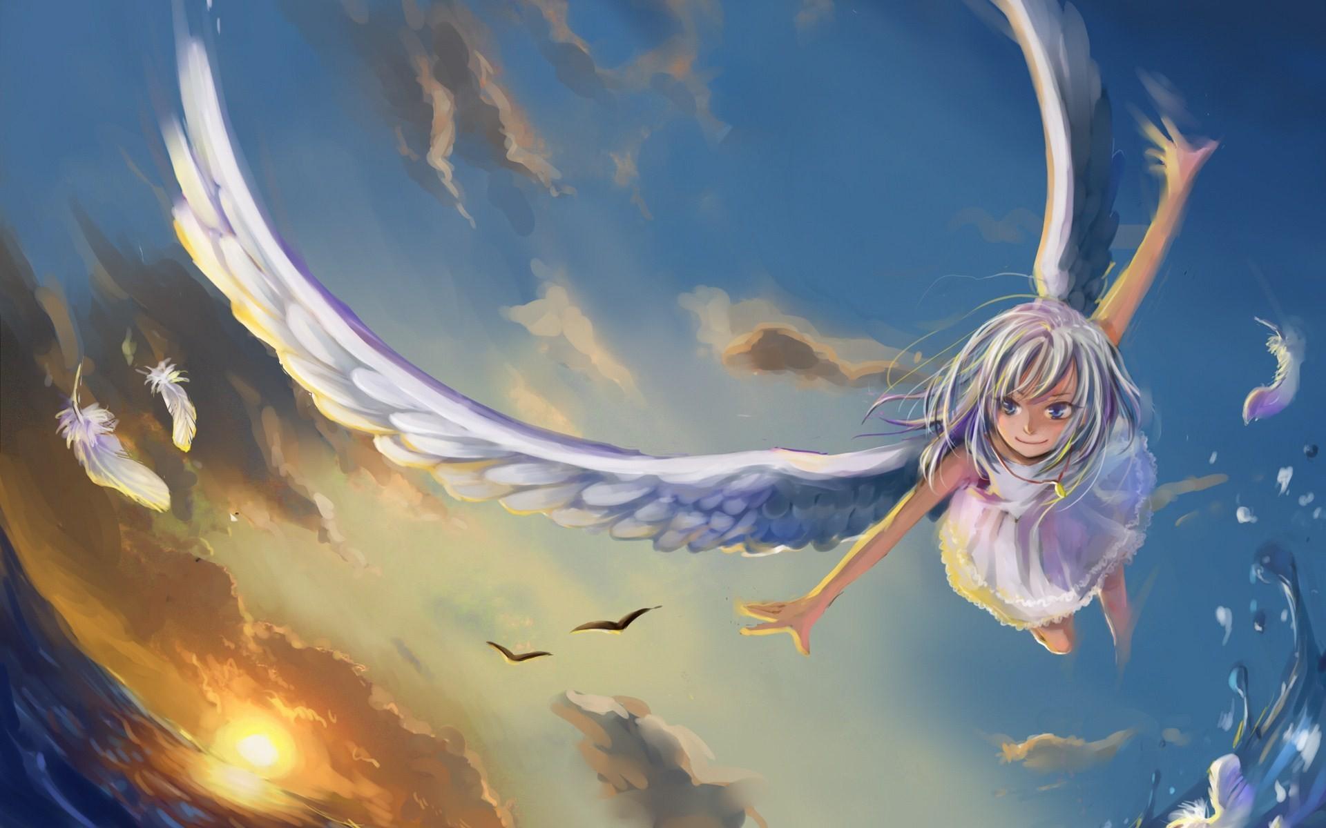 Fallen Angel Hd Wallpaper 70 Images