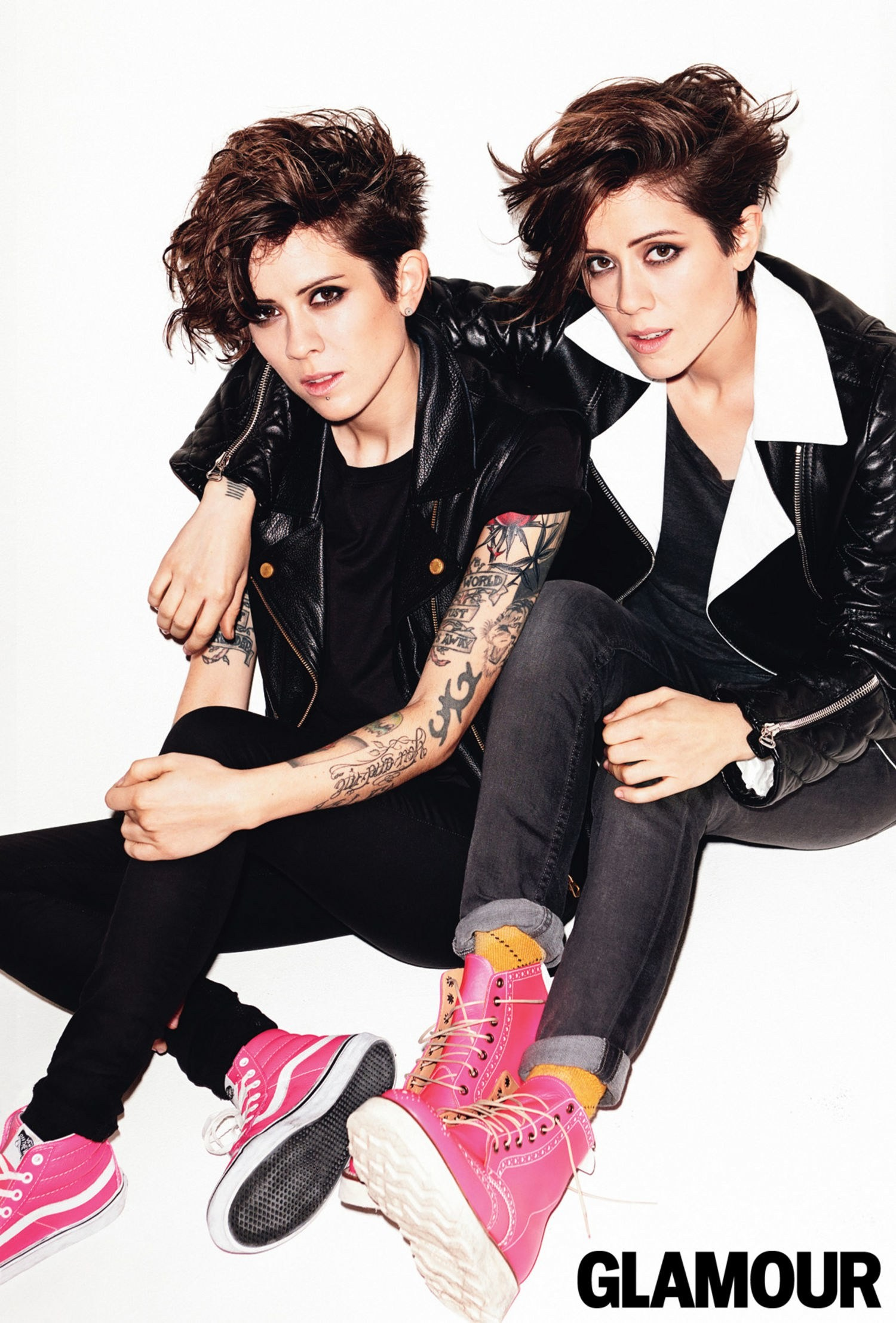 1500x2213 Musicians Tegan and Sara Reveal the Drugstore Beauty Buys They .