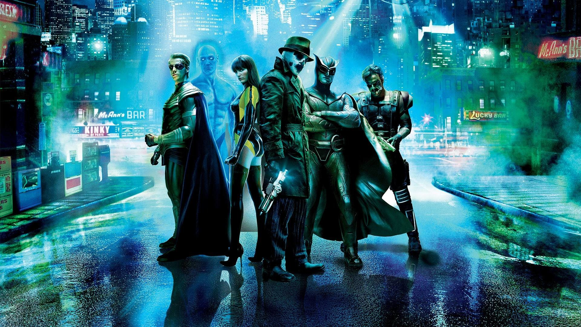 the watchmen wallpaper (72+ images)