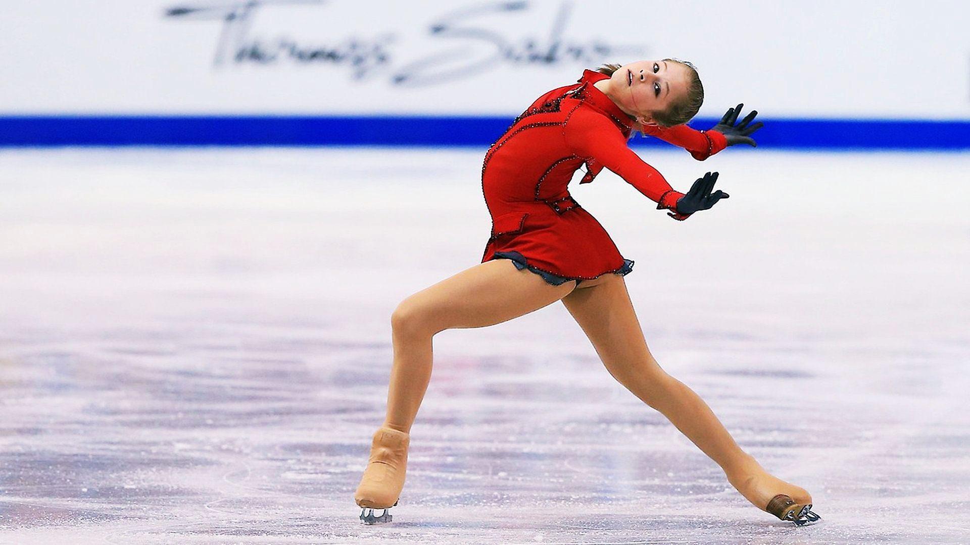 Фигурное катание в олимпийском для детей