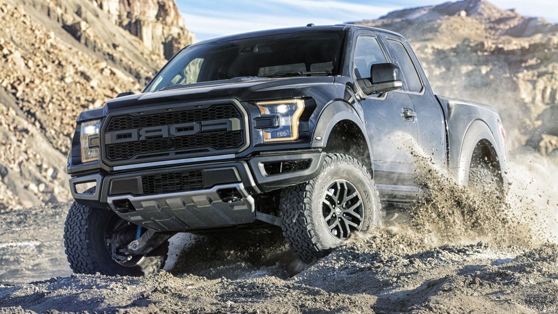 1920x1080 2017 ford f 150 raptor wallpapers hd resolution