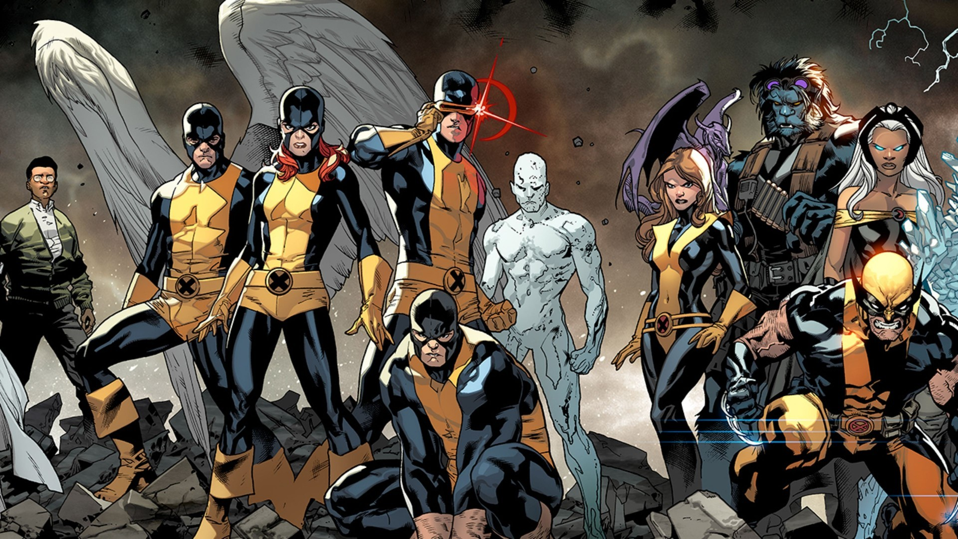 1920x1080 X Men 4 Wallpapers