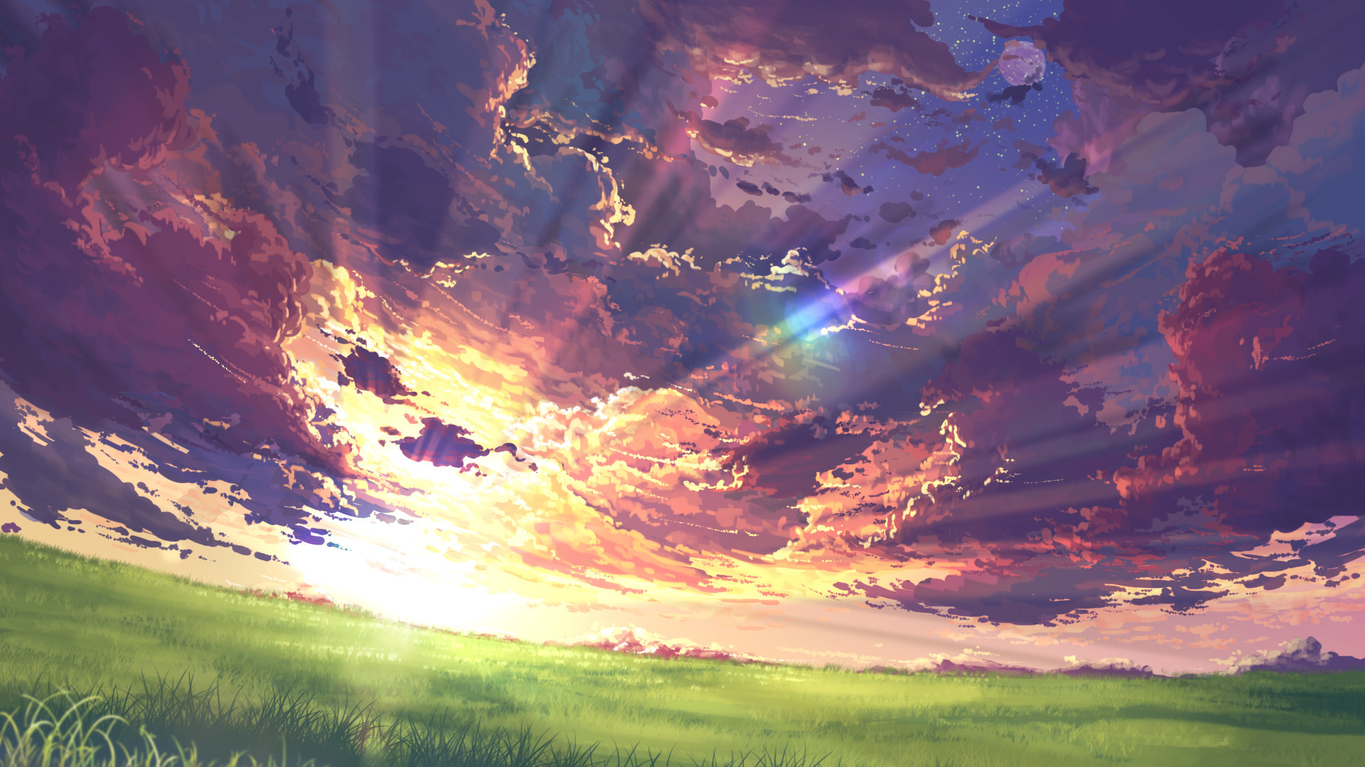 Anime Inspired Hd Fantasy Wallpapers For Your Collection: Beautiful Anime Wallpaper (68+ Images