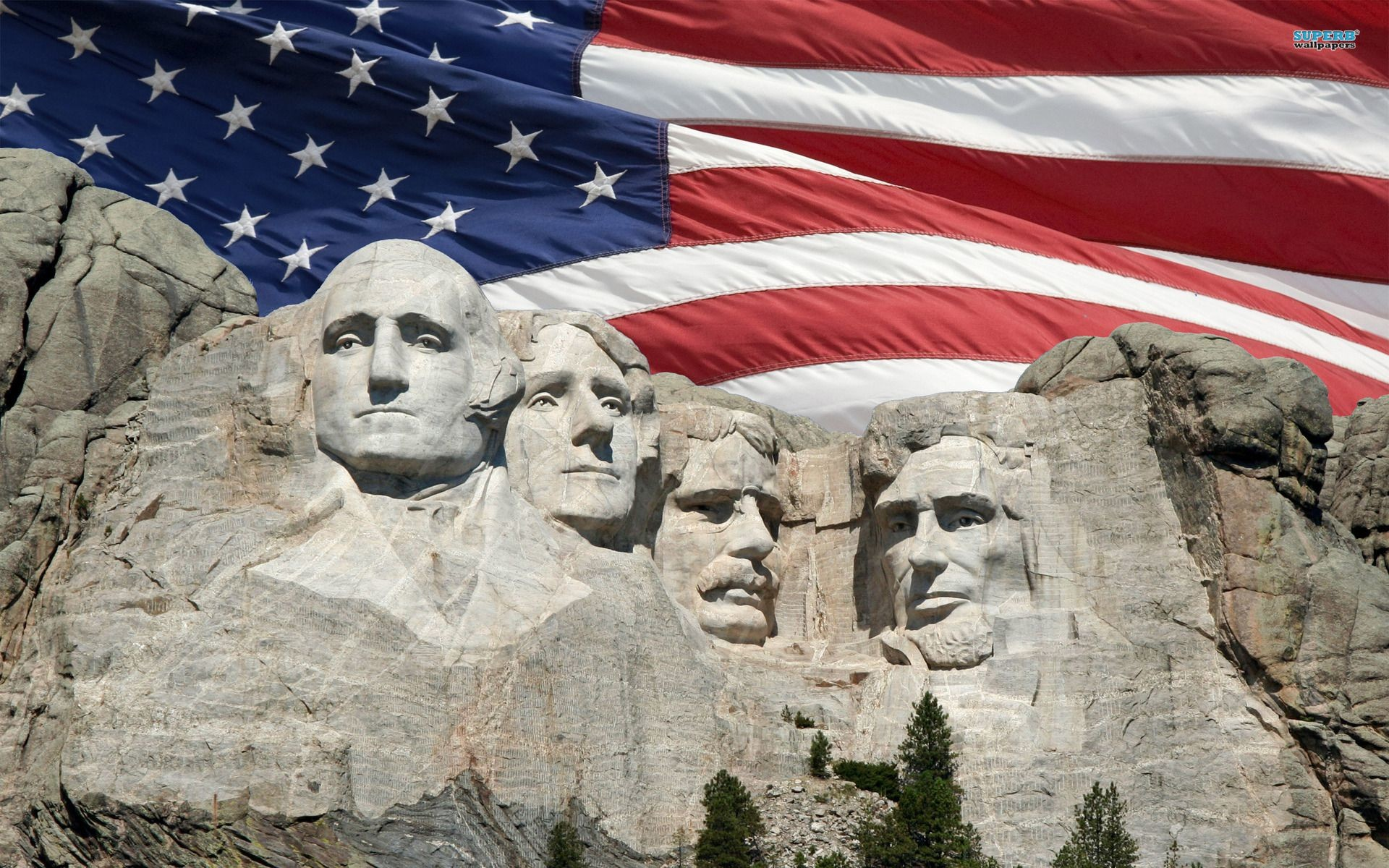 1920x1200 Presidents Day Wallpaper