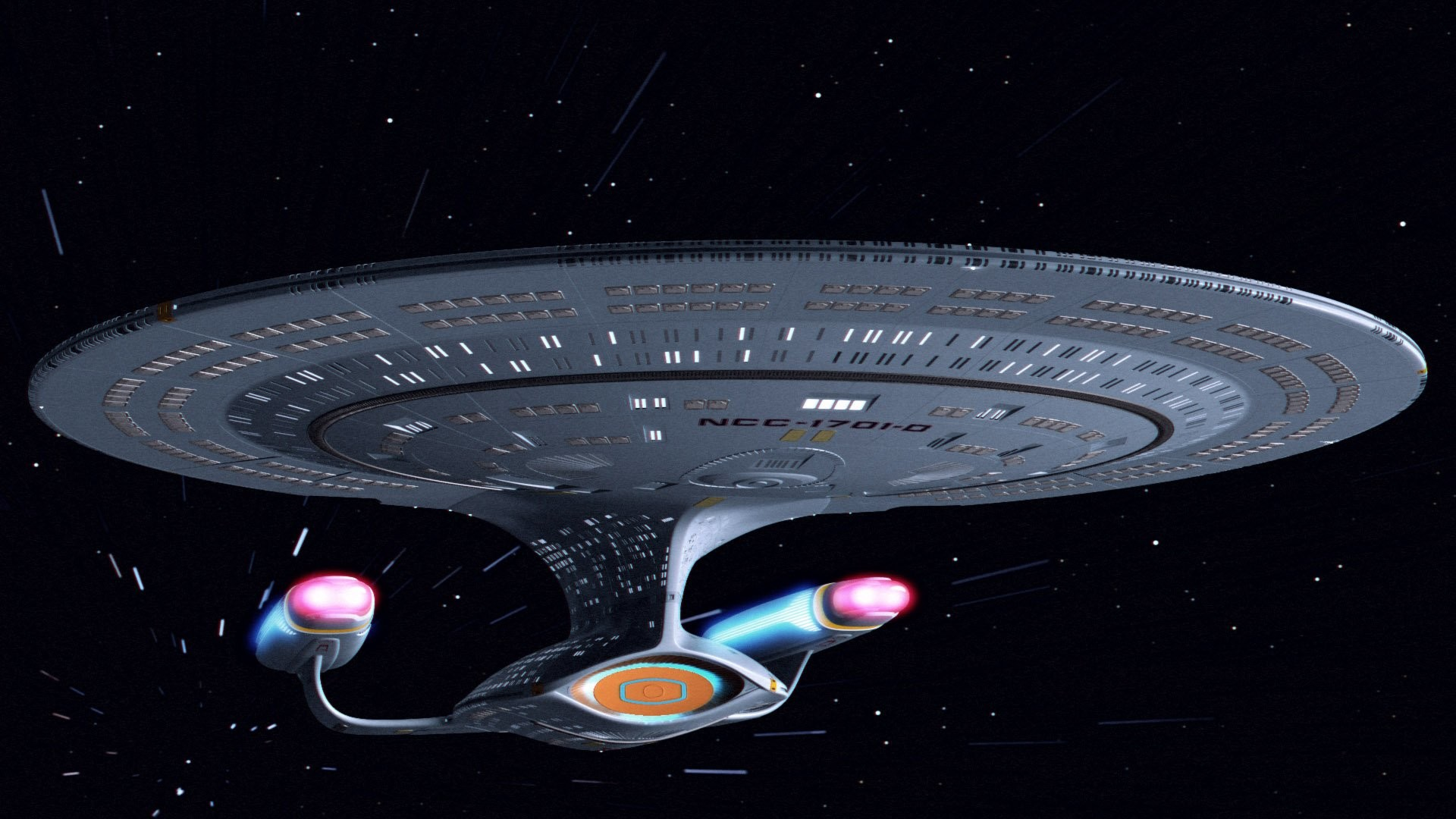 1920x1080 Uss Enterprise Ncc 1701 D Wallpaper