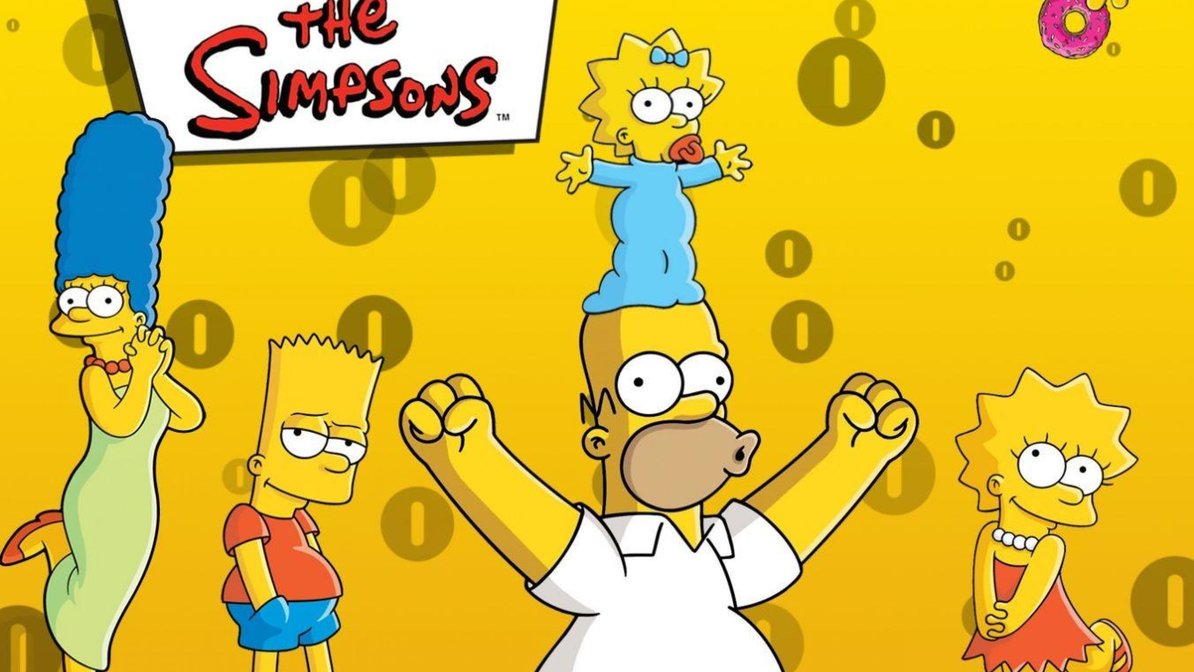 Bart simpson wallpapers 68 images for Simpsons wallpaper for bedroom