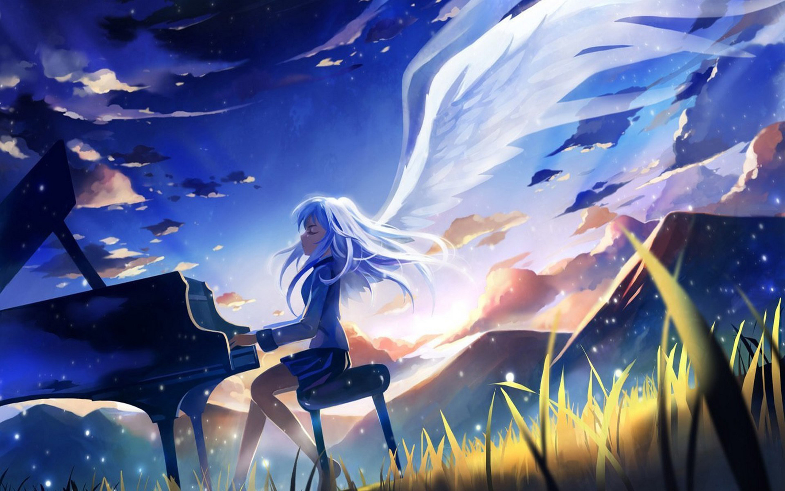 Anime Angels Wallpaper 68 Images