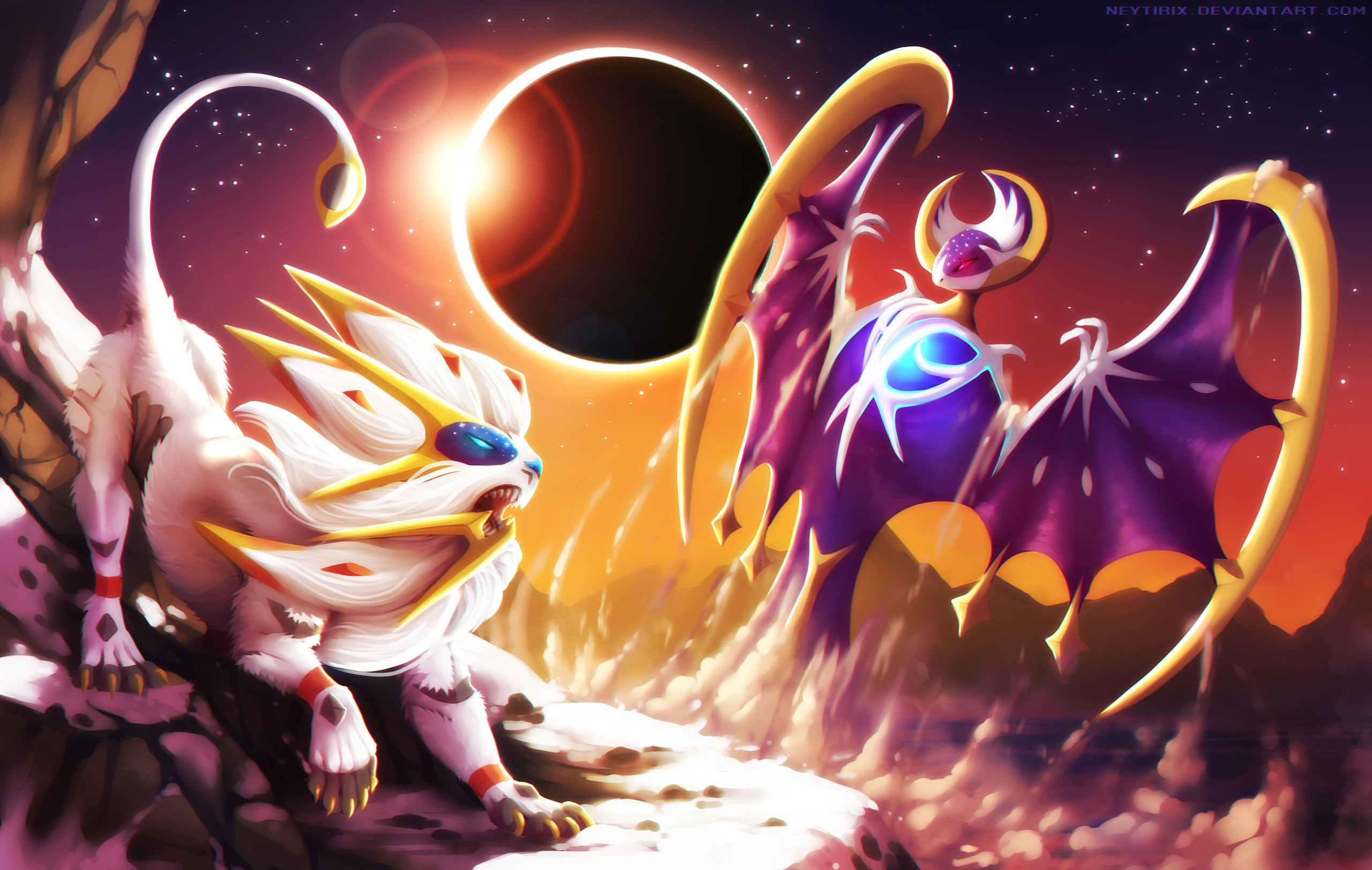 Pokemon Sun And Moon Wallpapers 68 Images