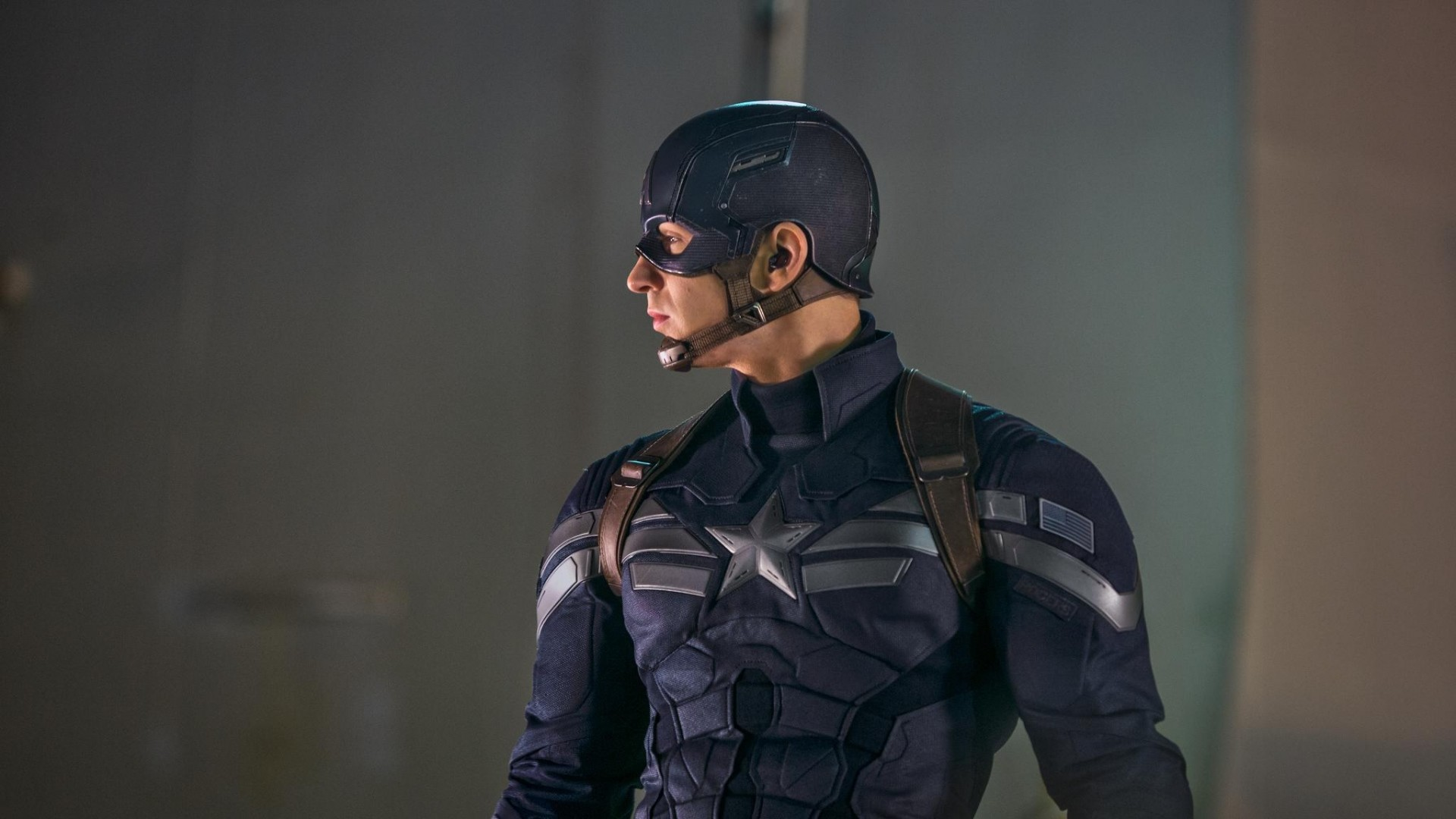 1920x1080 Chris Evans in Captain America the Winter Soldier